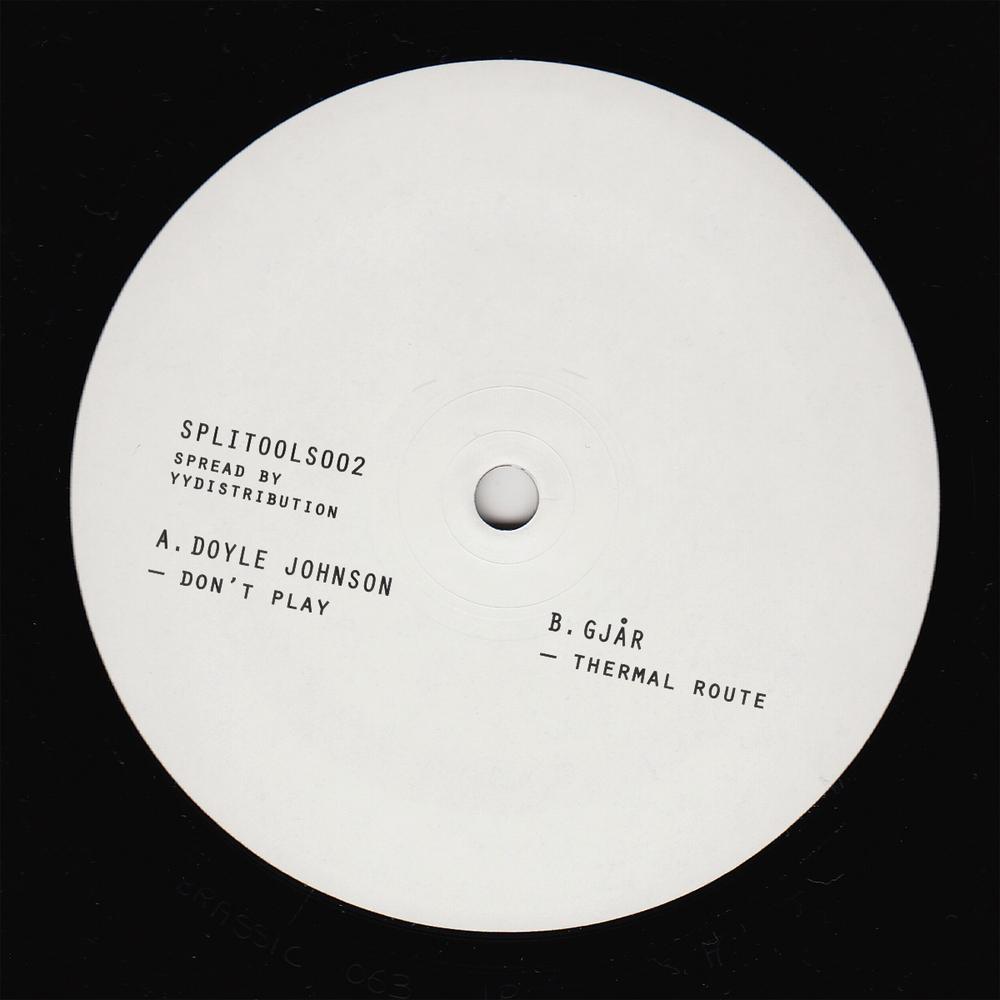 Various Artists - SPLITOOLS002