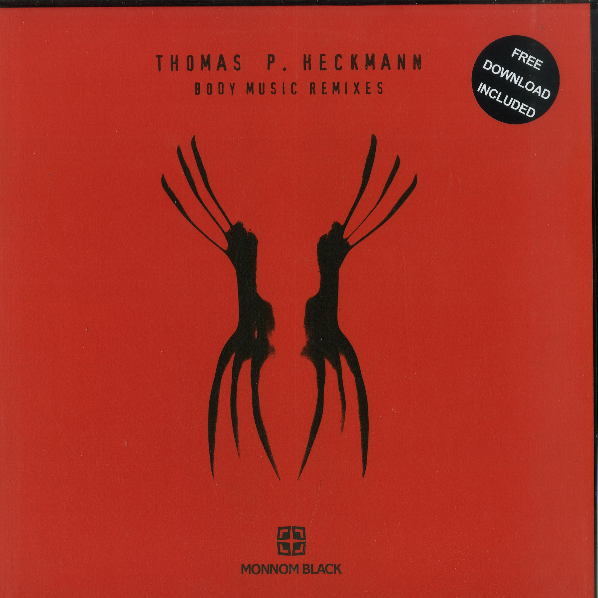 Thomas P. Heckmann - BODY MUSIC REMIXES