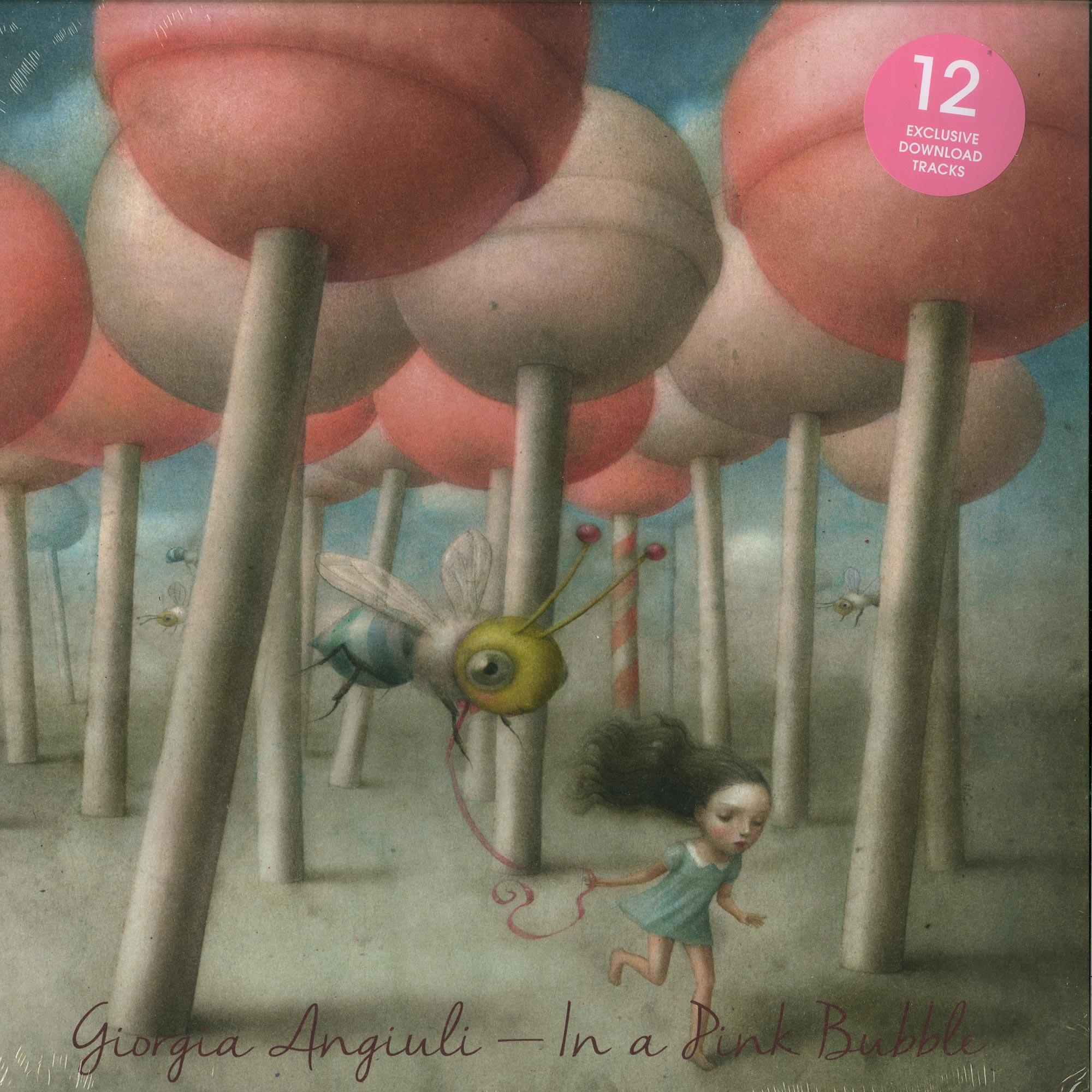Giorgia Angiuli - IN A PINK BUBBLE