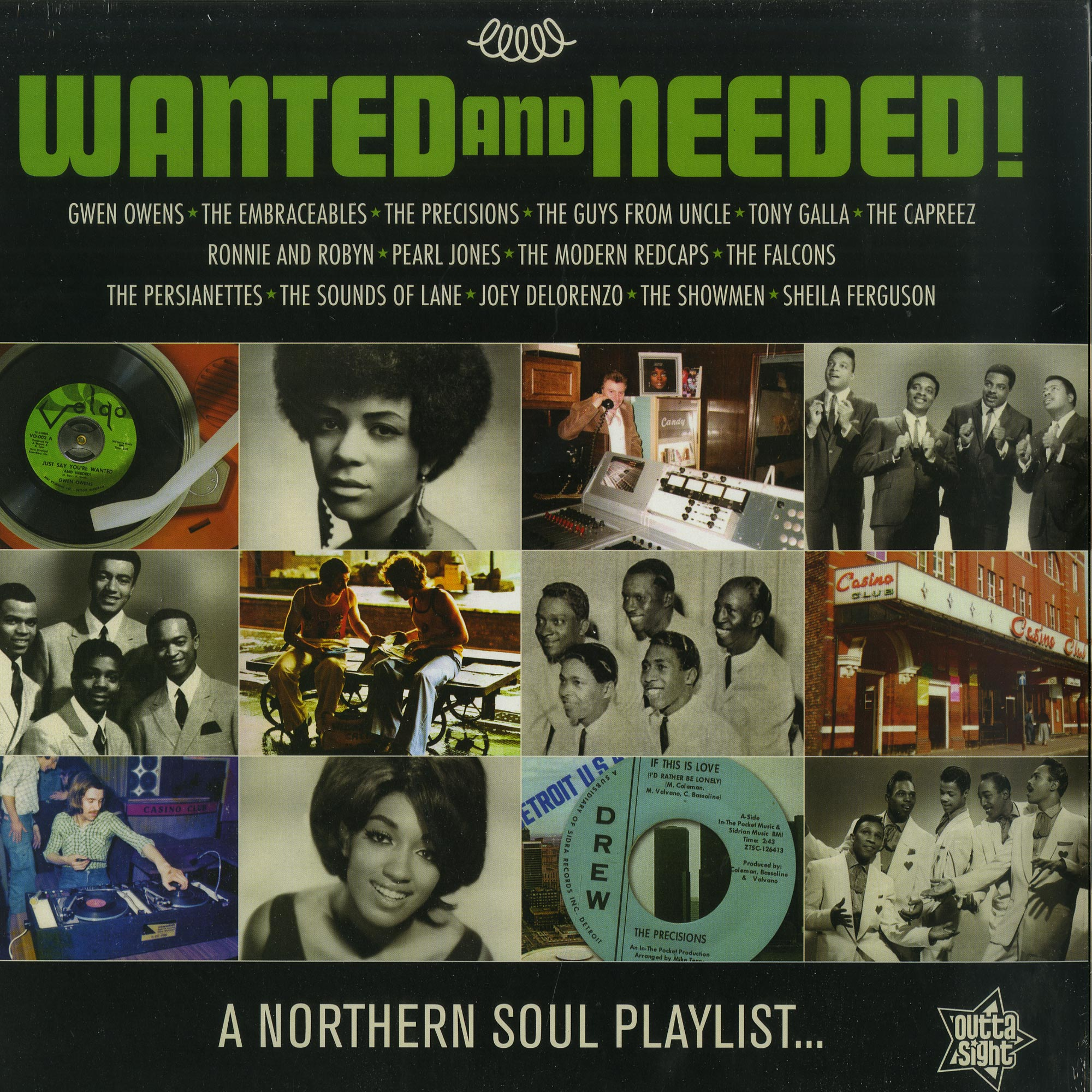 Various Artists - WANTED AND NEEDED!