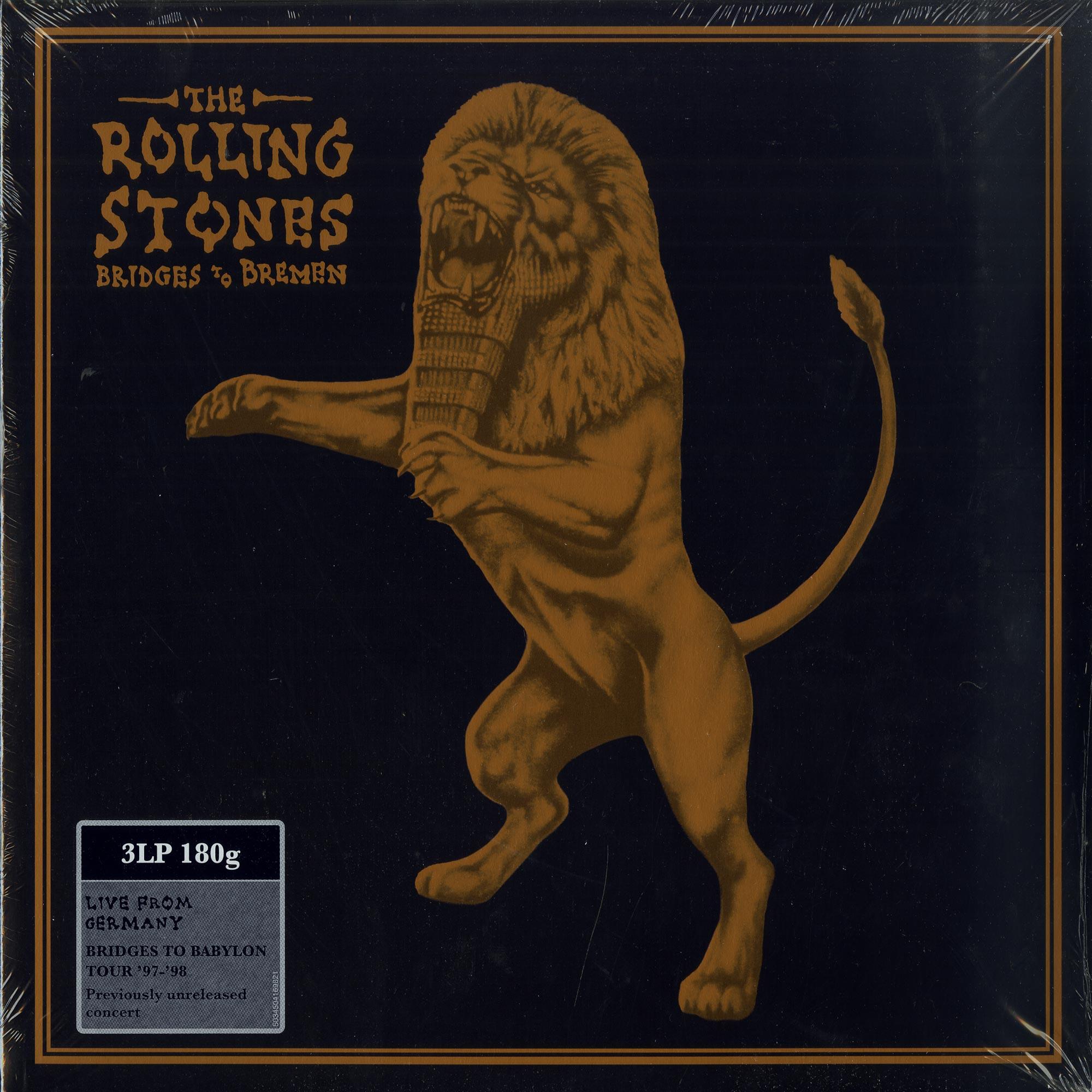 The Rolling Stones - BRIDGES TO BREMEN