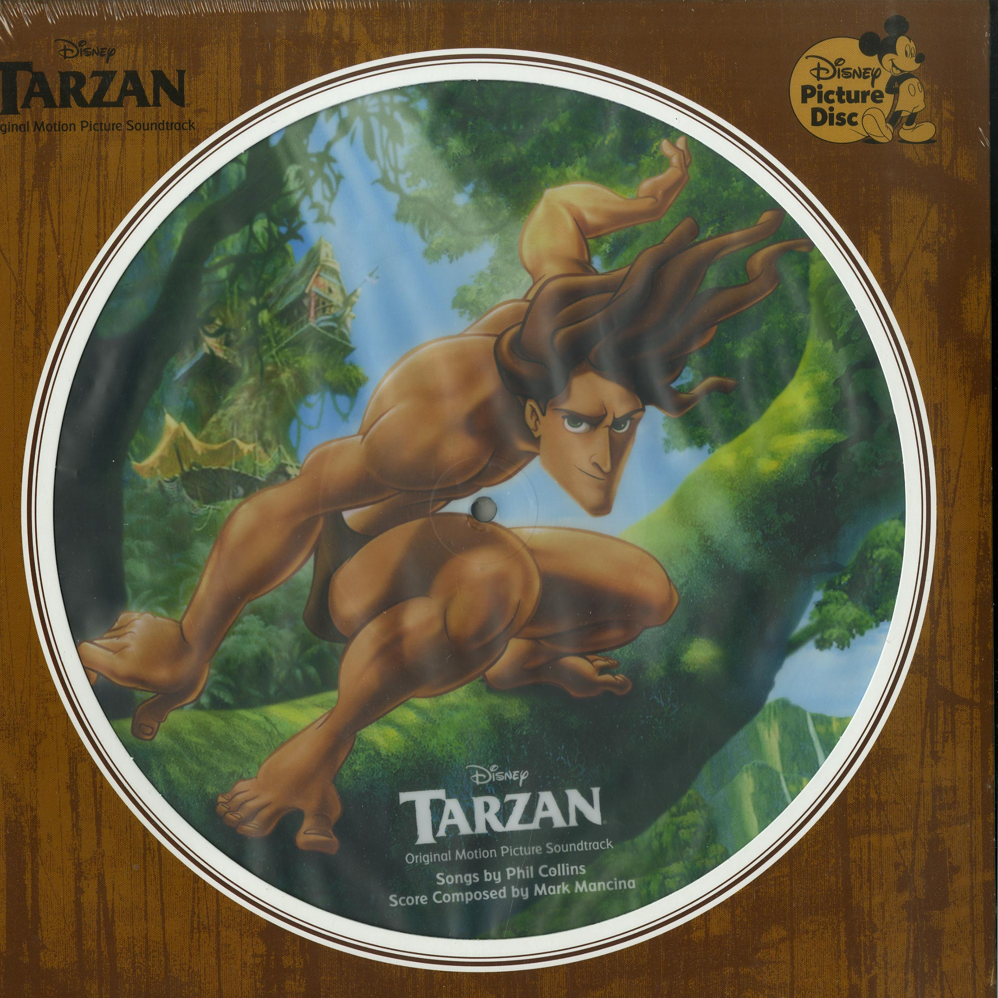Phil Collins / Mark Mancina - TARZAN O.S.T.