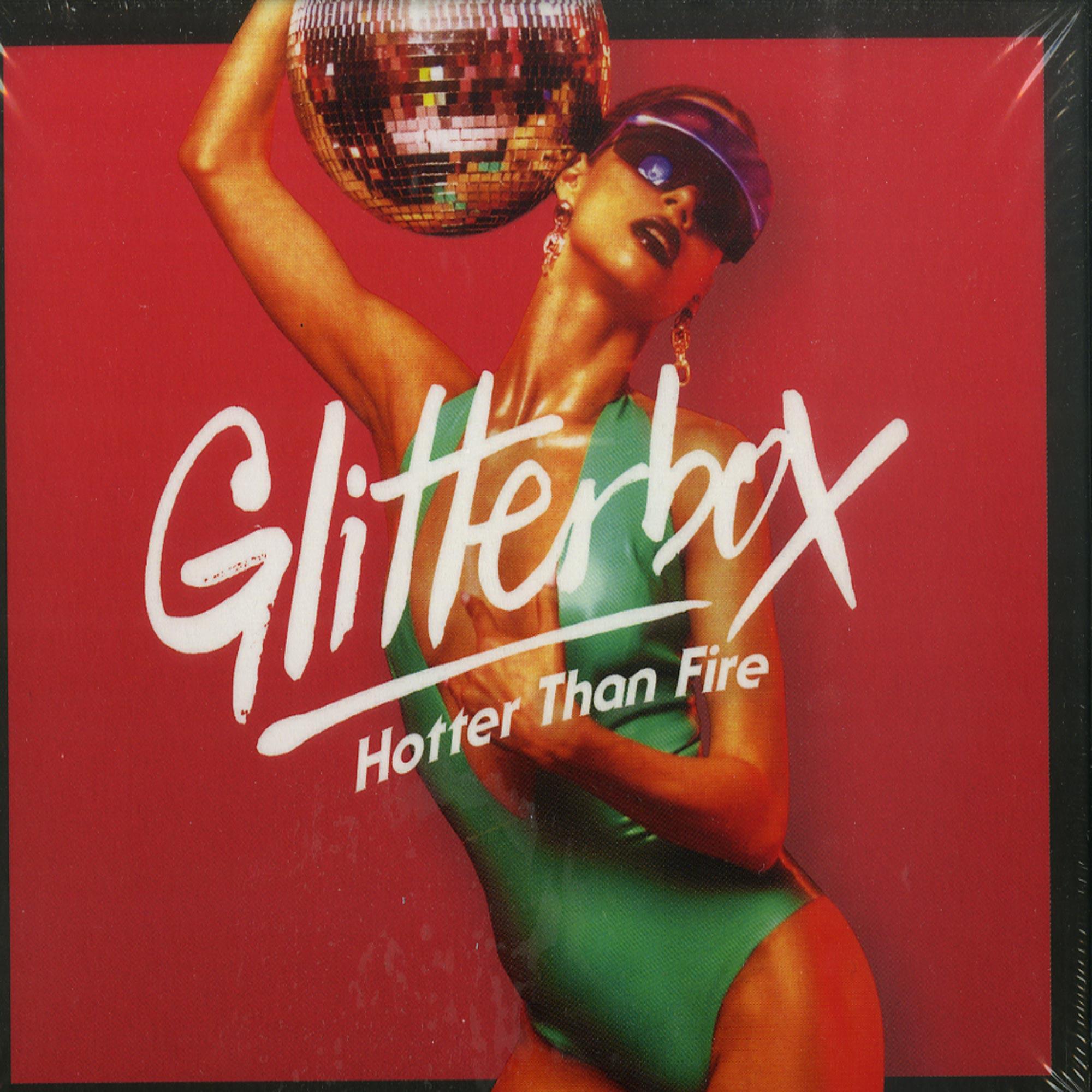 Various - GLITTERBOX - HOTTER THAN FIRE