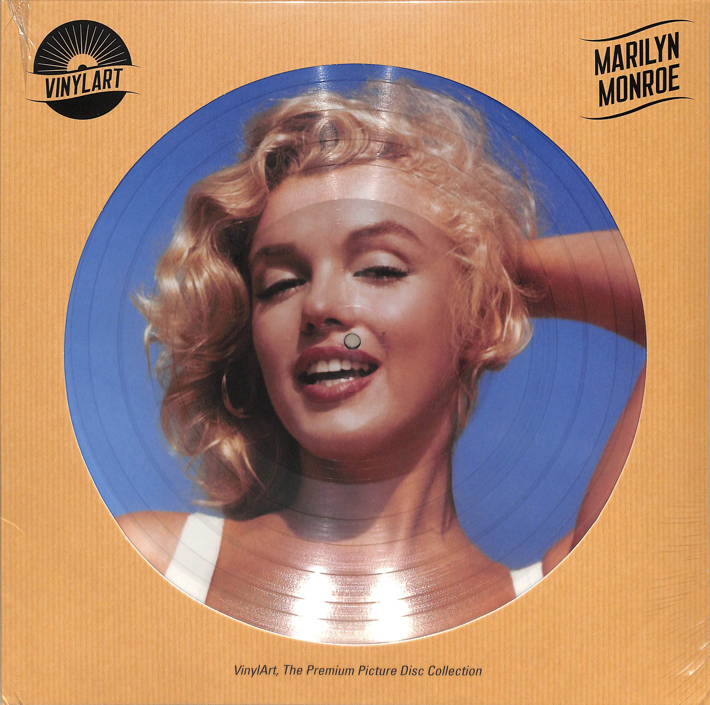 Marilyn Monroe - VINYLART - THE PREMIUM PICTURE DISC COLLECTION