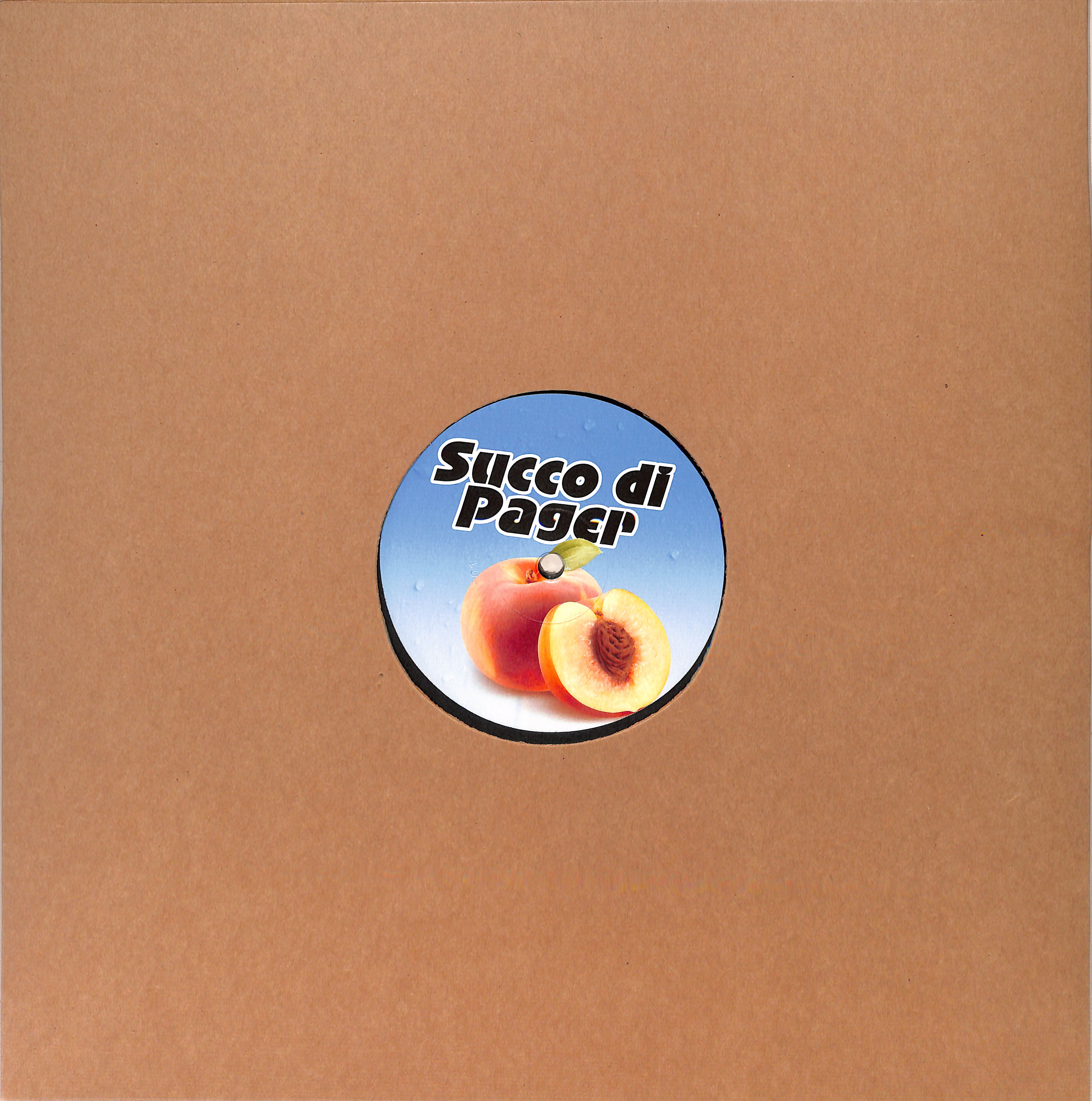 Various Artists - SUCCO DI PAGER EP