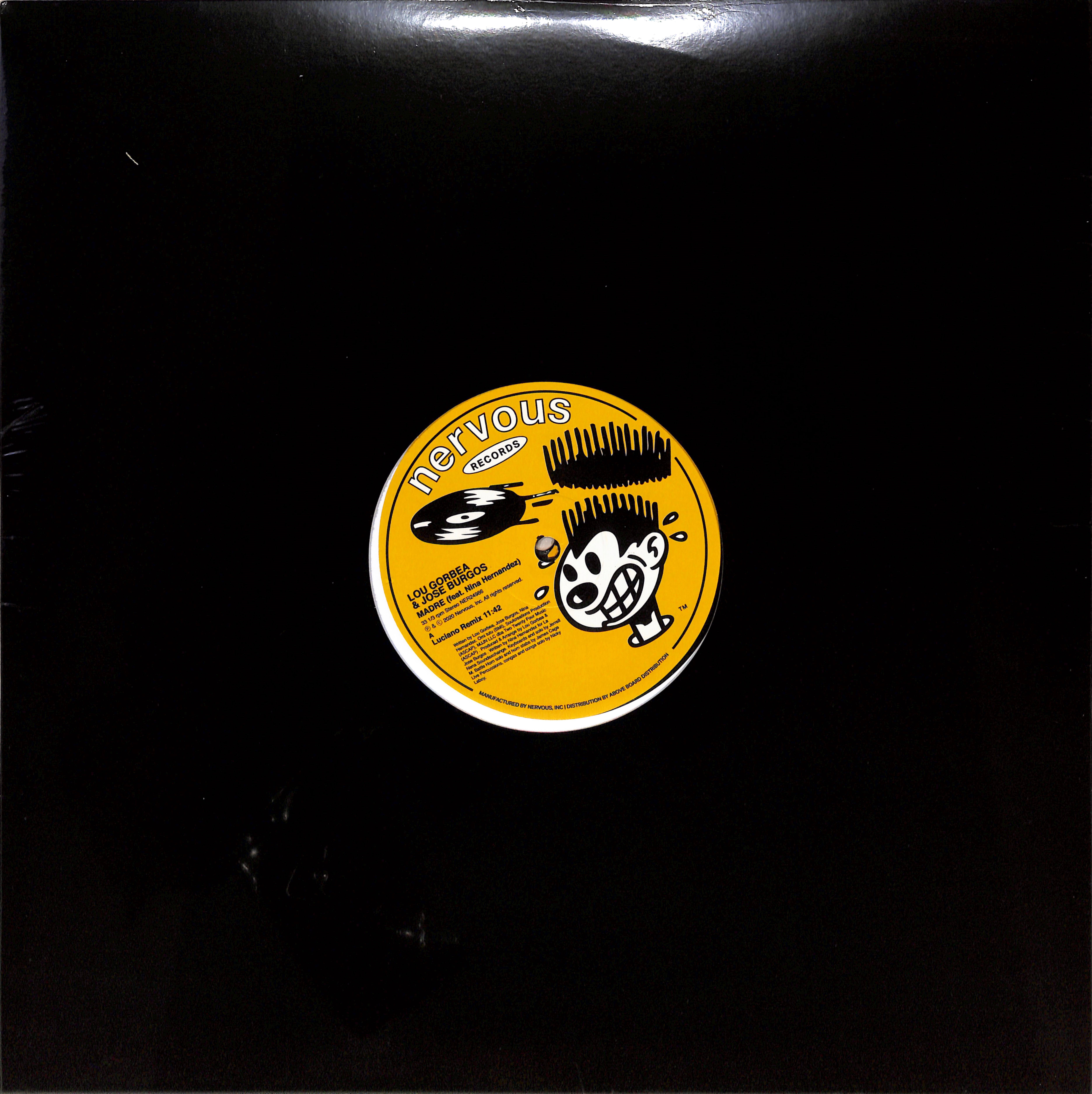 Lou Gorbea & Jose Burgos Feat. Nina Hernandez - MADRE FEAT NINA HERNANDEZ