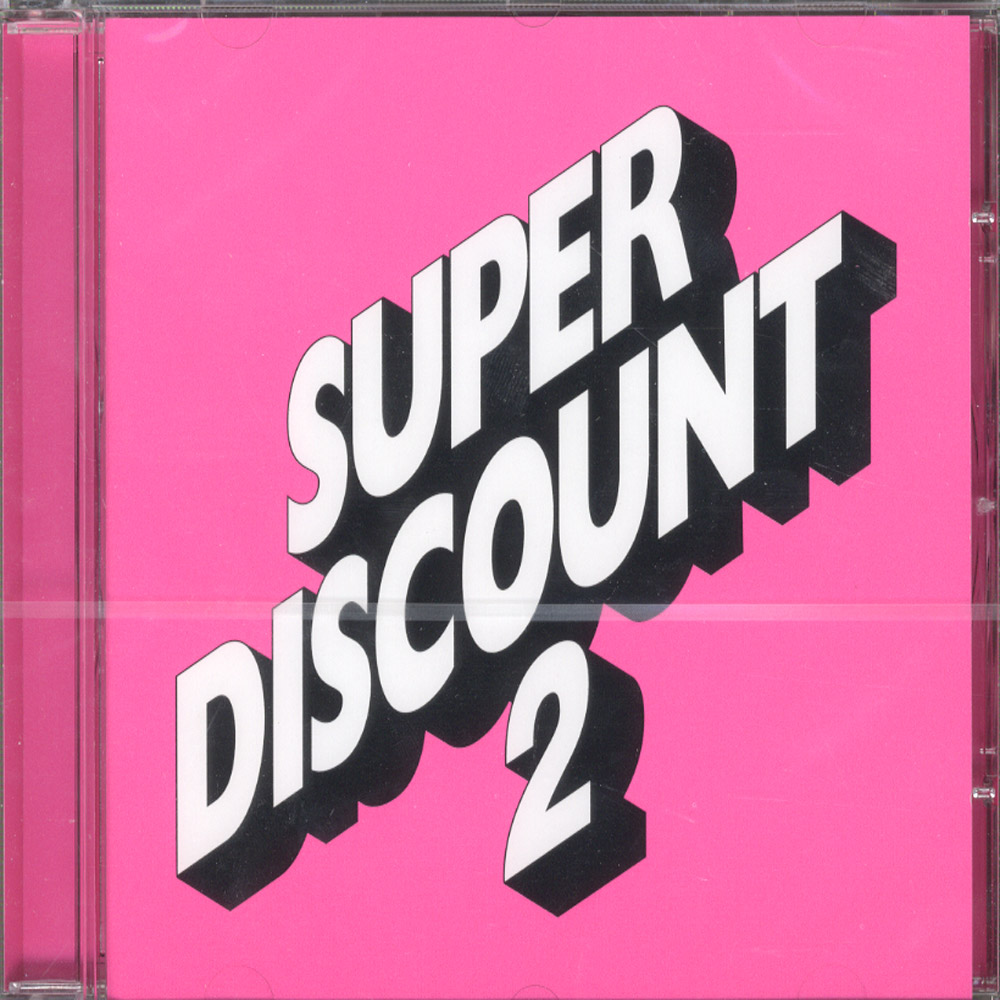 Etienne De Crecy - SUPERDISCOUNT 2