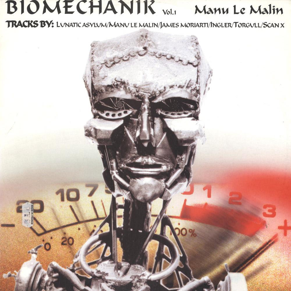 Manu Le Malin - BIOMECHANIK