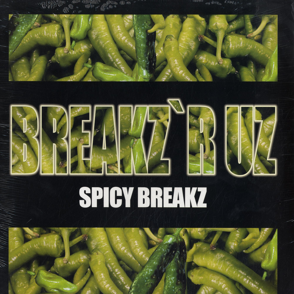DJ Peabird - SPICY BREAKZ