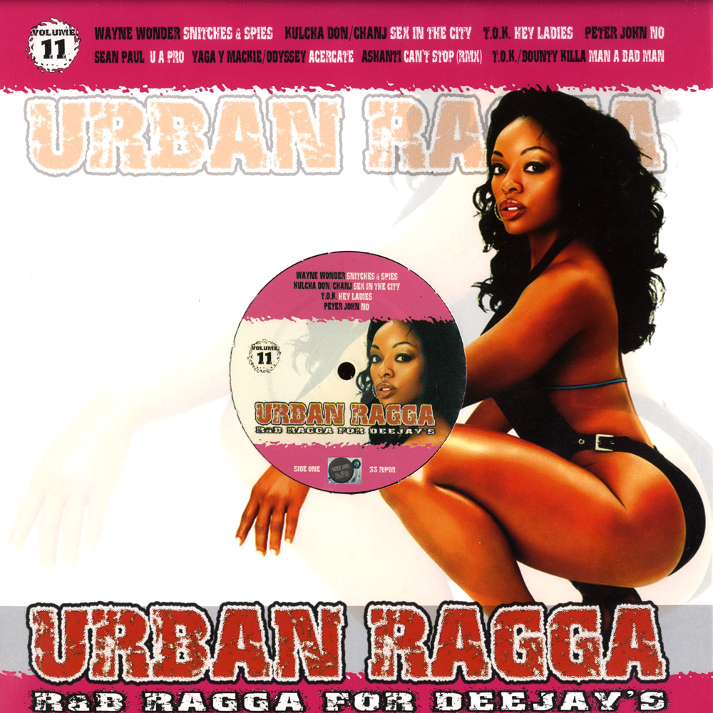 Various Artists - URBAN RAGGA VOL.11