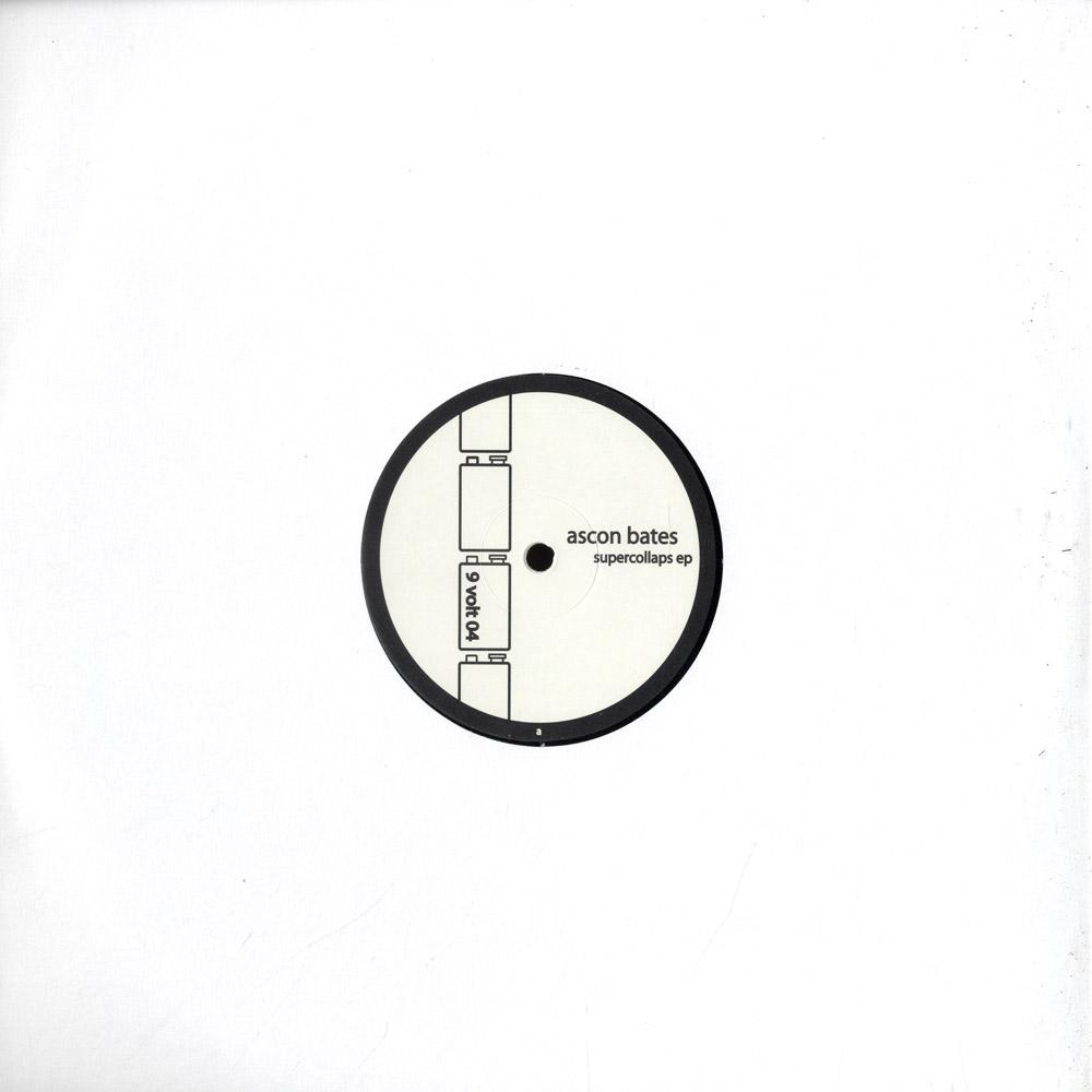 Ascon Bates - SUPERCOLLAPS EP