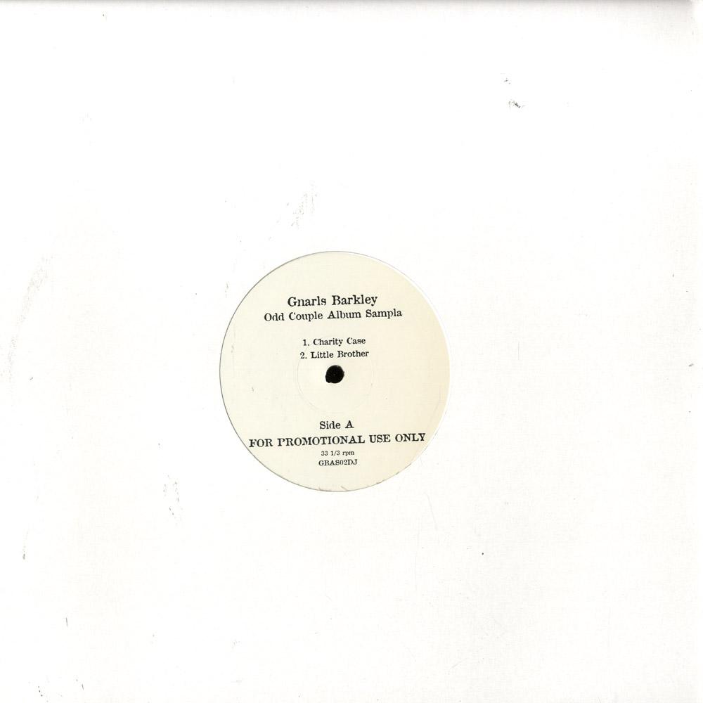 Gnarls Barkley - ODD COUPLE ALBUM SAMPLER