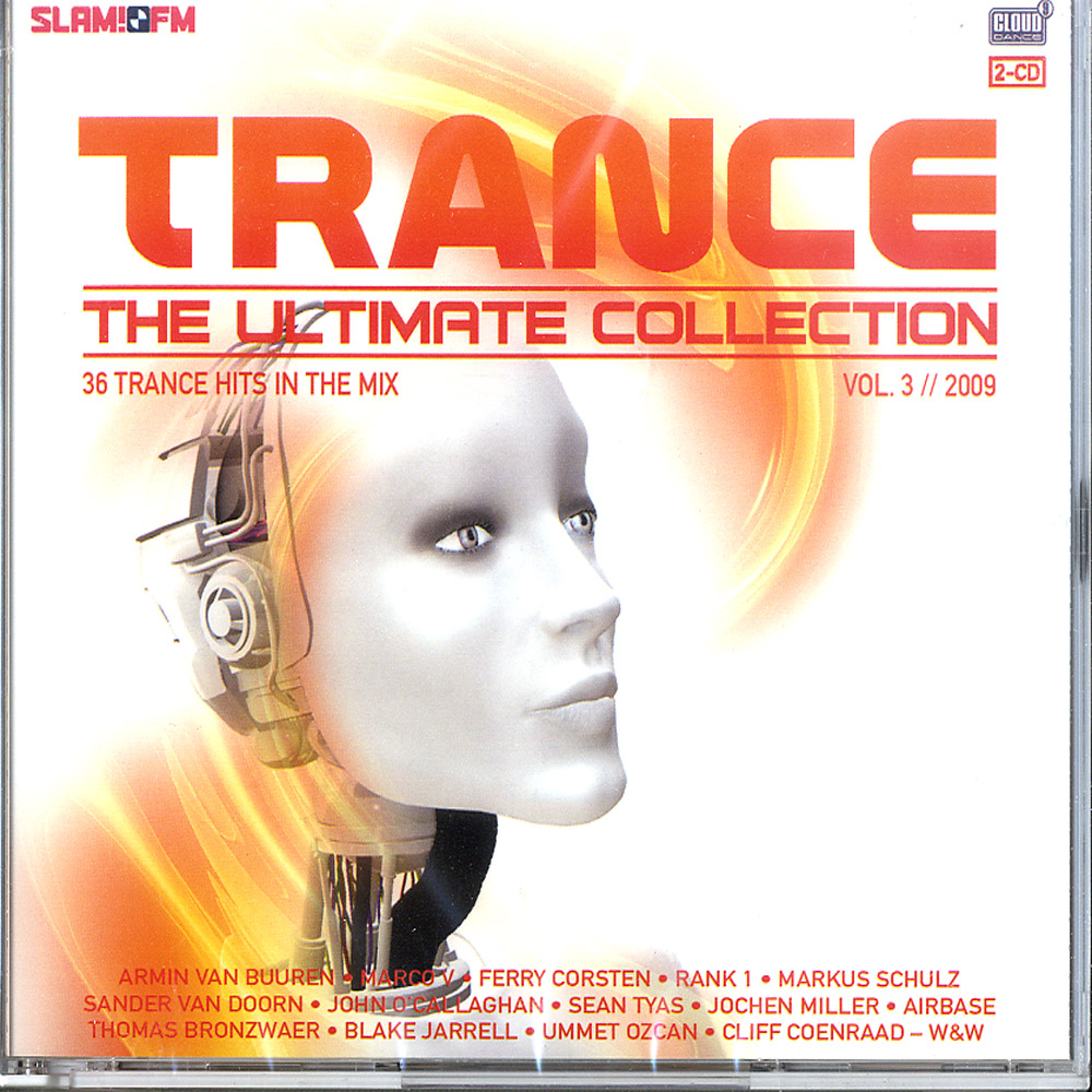 Various Artists - TRANCE - THE ULTIMATIVE COLLECTION - VOL. 3/2009