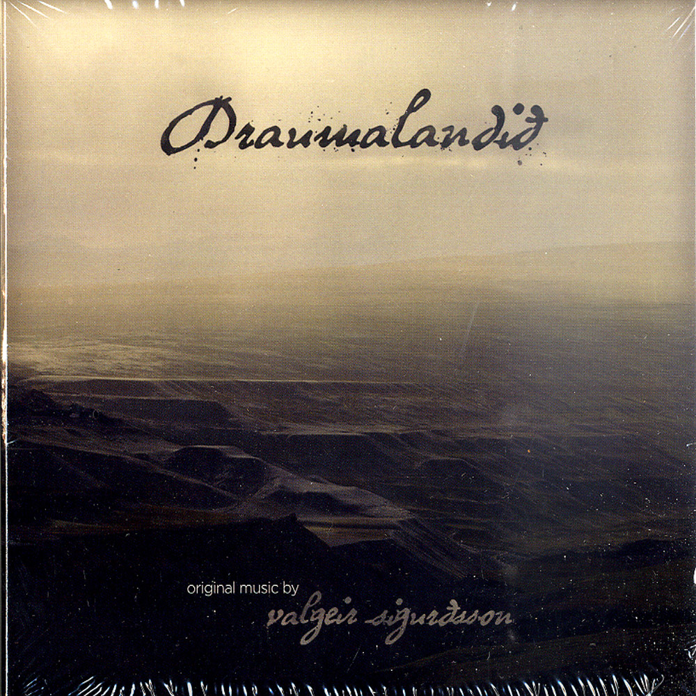 Valgeir Sigurdsson - DRAUMALANDID