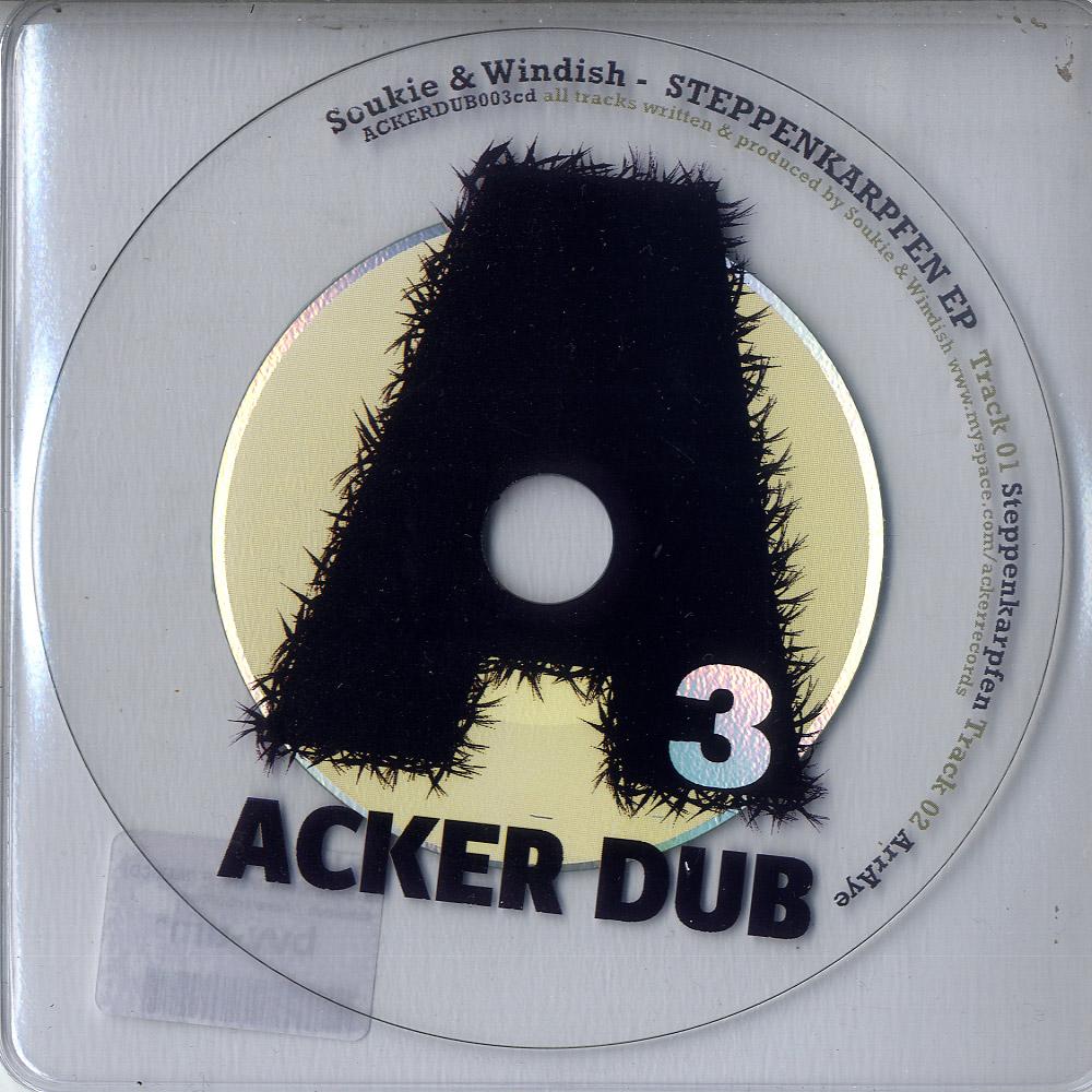 Soukie & Windish - STEPPENKARPFEN EP