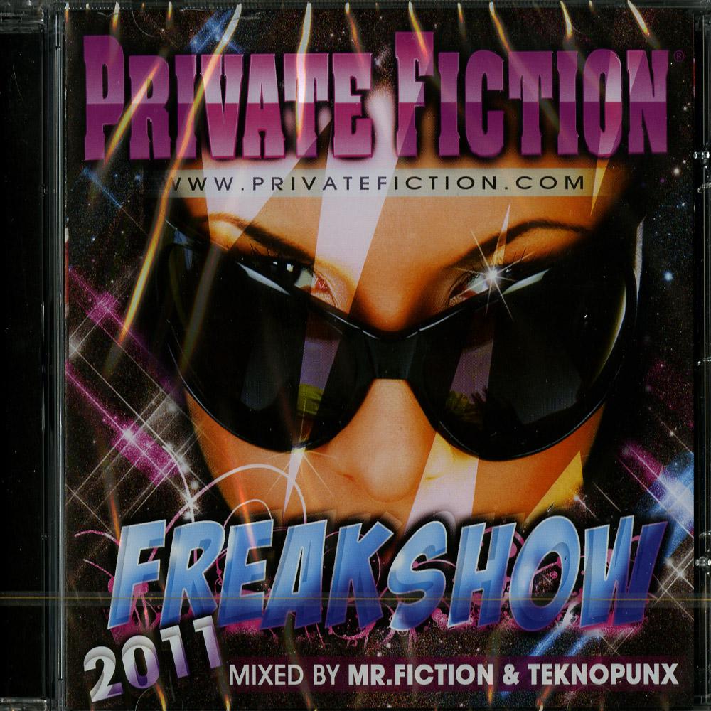 Various / Mr. Friction & Teknopunx - FREAKSHOW 2011