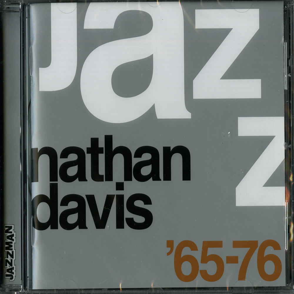 Nathan Davis - BEST OF 1965-1976
