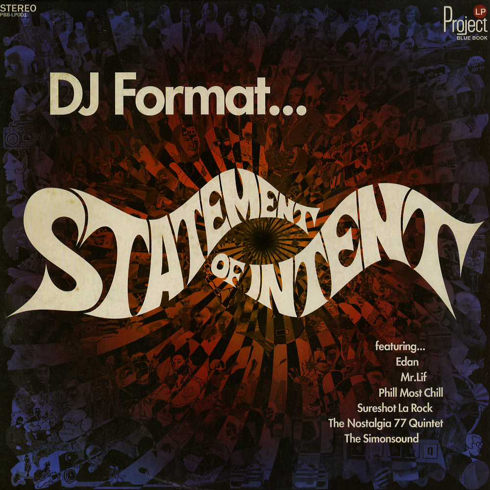 DJ Format - STATEMENT OF INTENT