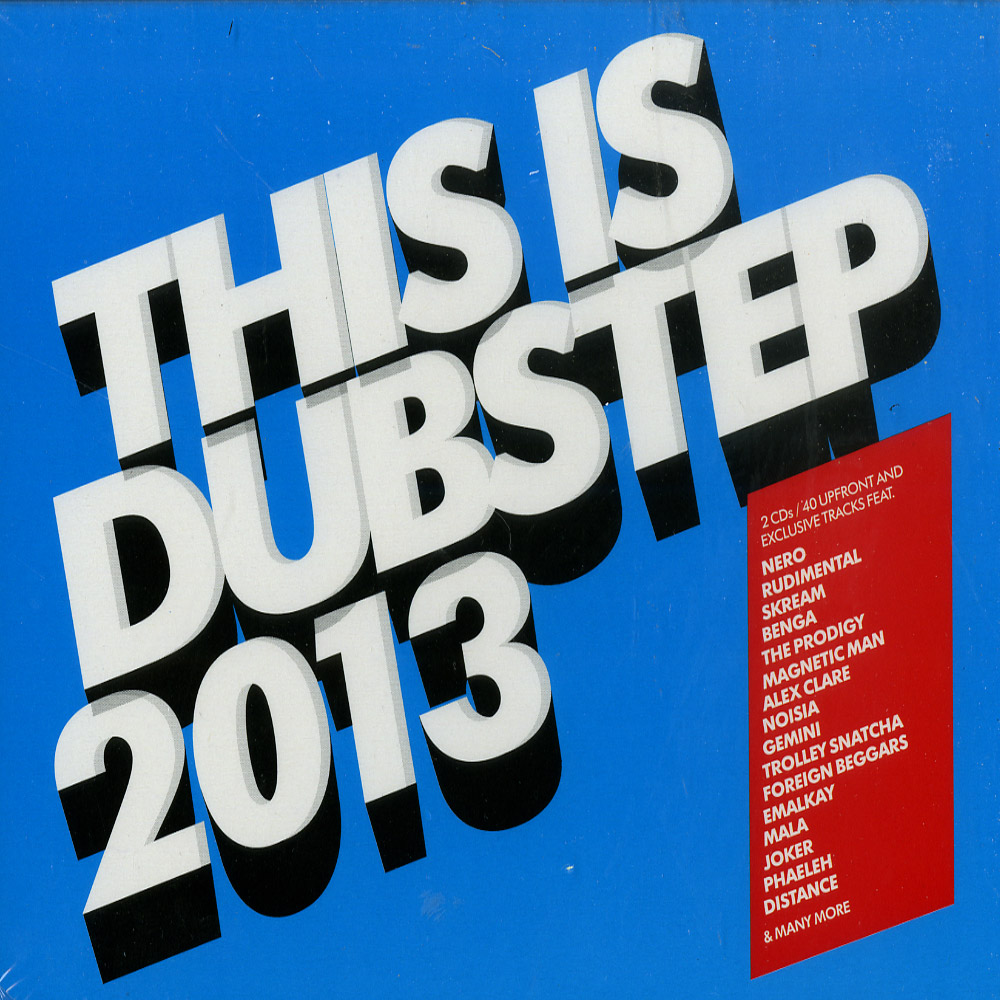 Various Artists - THIS IS DUBSTEP 2013