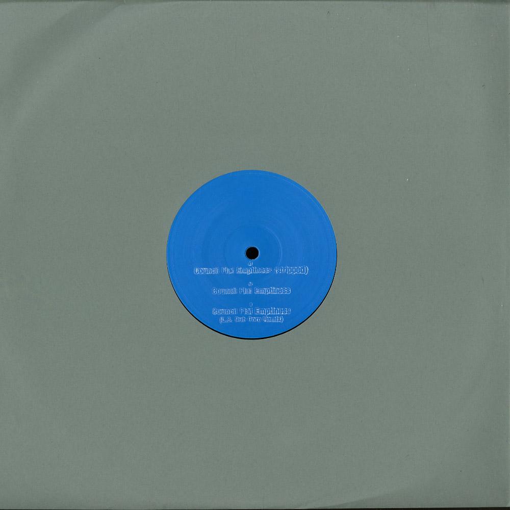 The Black Dog - DARKHAUS VOL. 01 EP