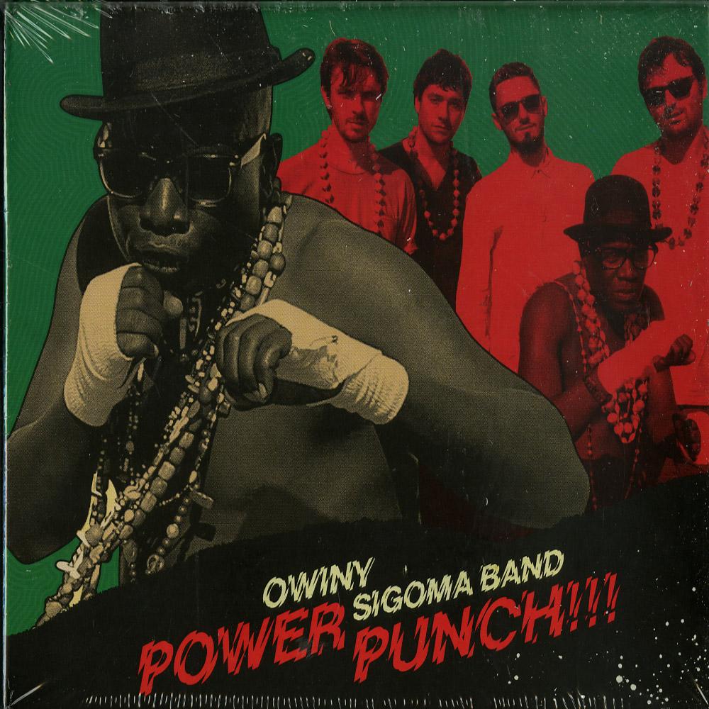 Owiny Sigoma Band - POWER PUNCH