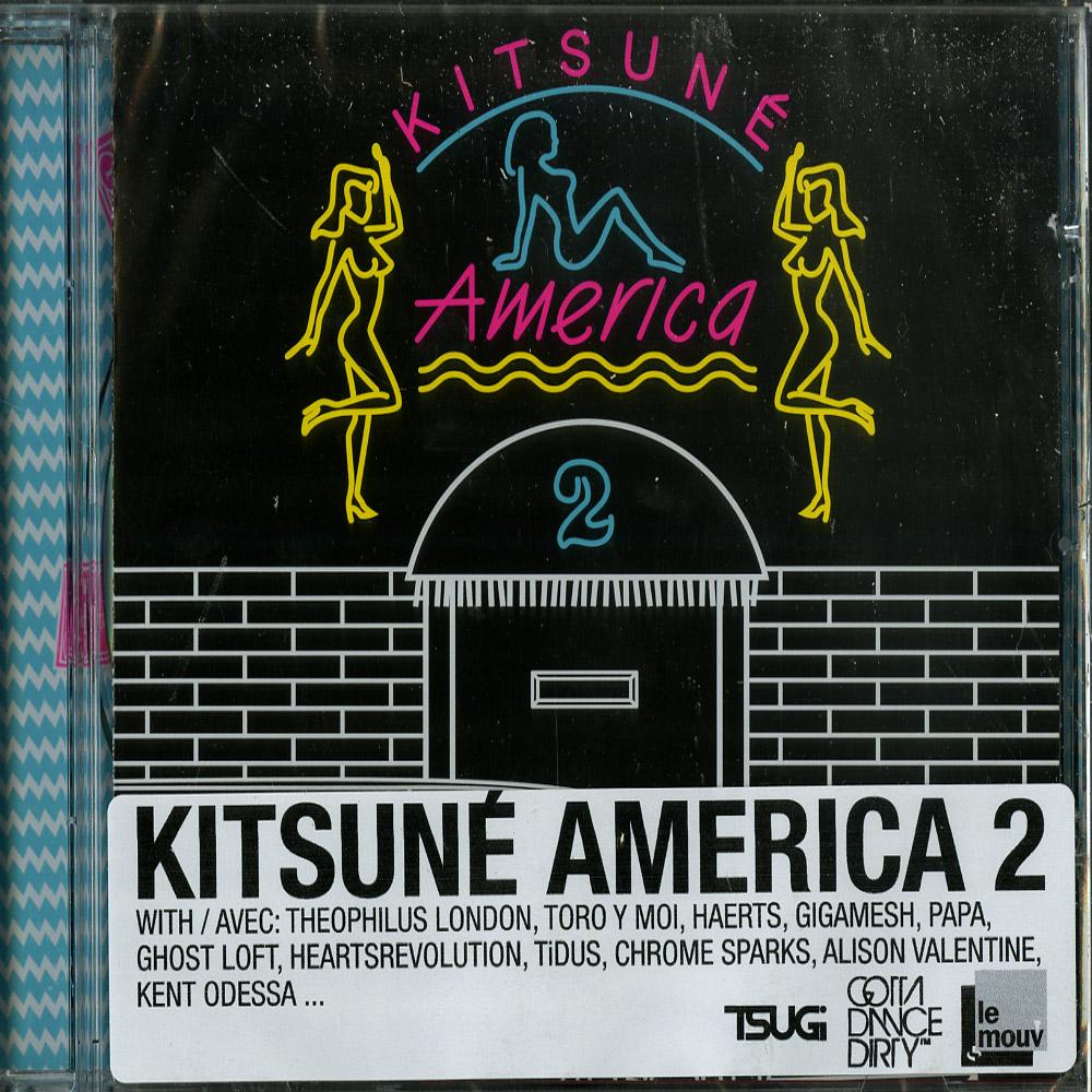 Various Artists - KITSUNE AMERICA 2