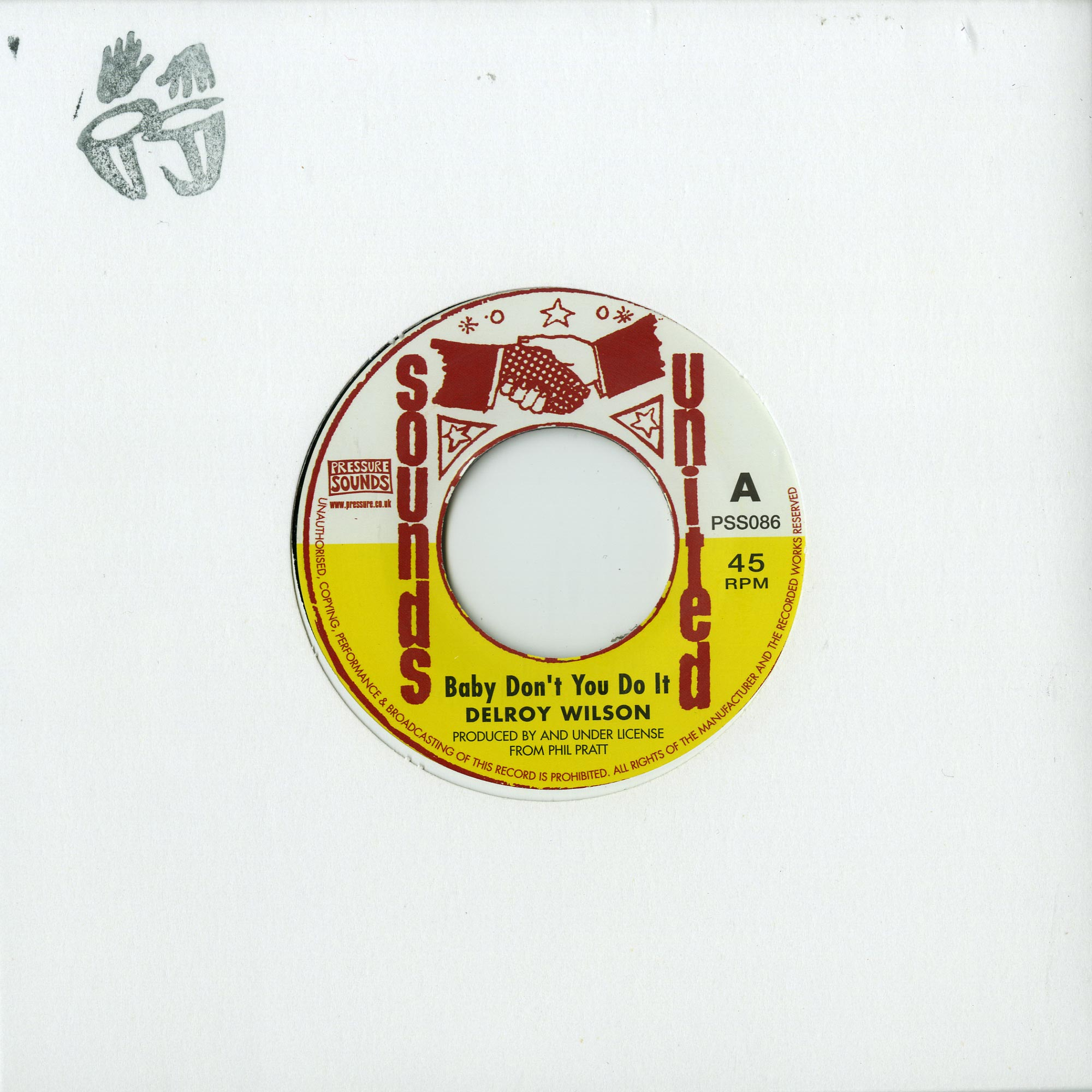 Delroy Wilson - BABY DONT YOU  DO IT