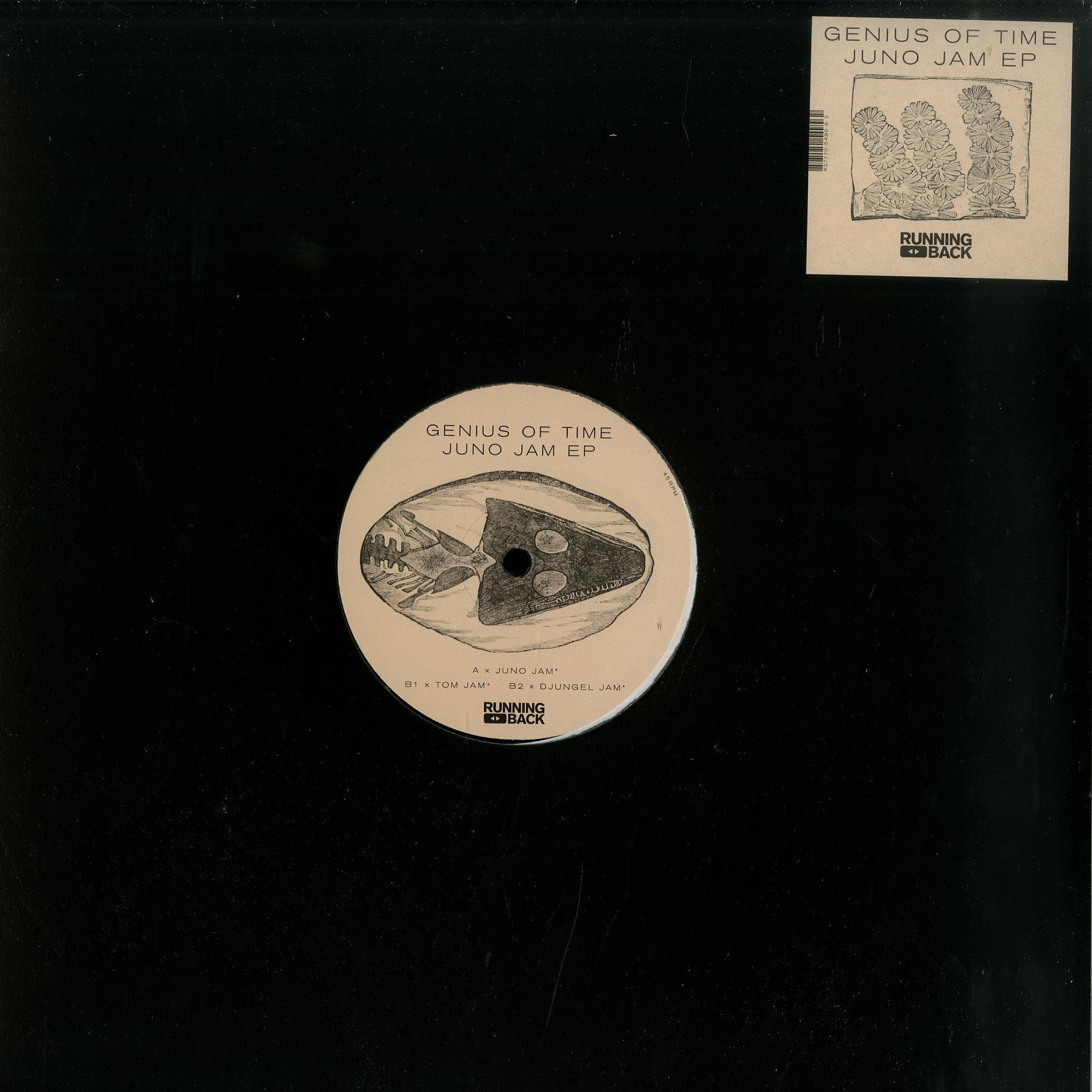 Genius Of Time - JUNO JAM EP