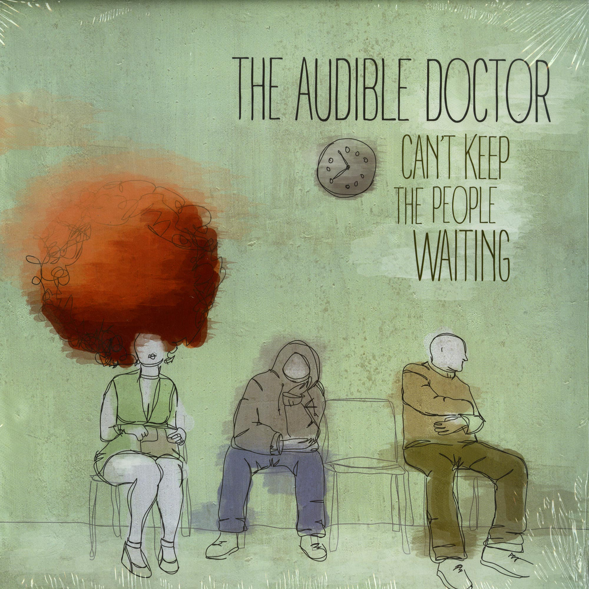 The Audible Doctor - CANT KEEP THE PEOPLE WAITING