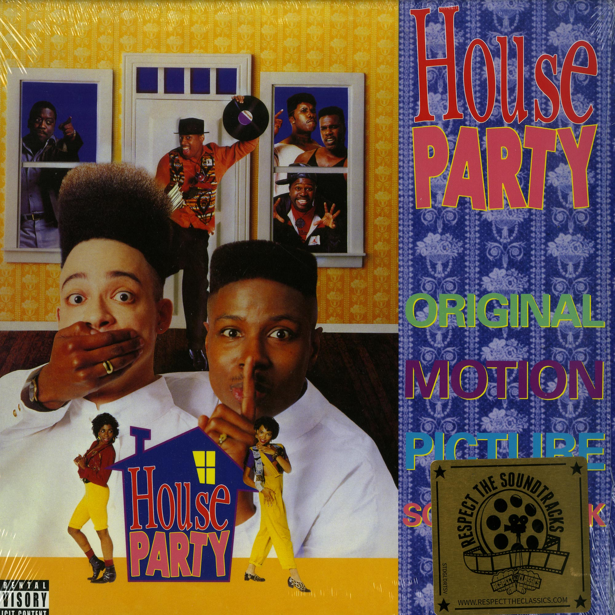 Various Artists - HOUSE PARTY O.S.T.