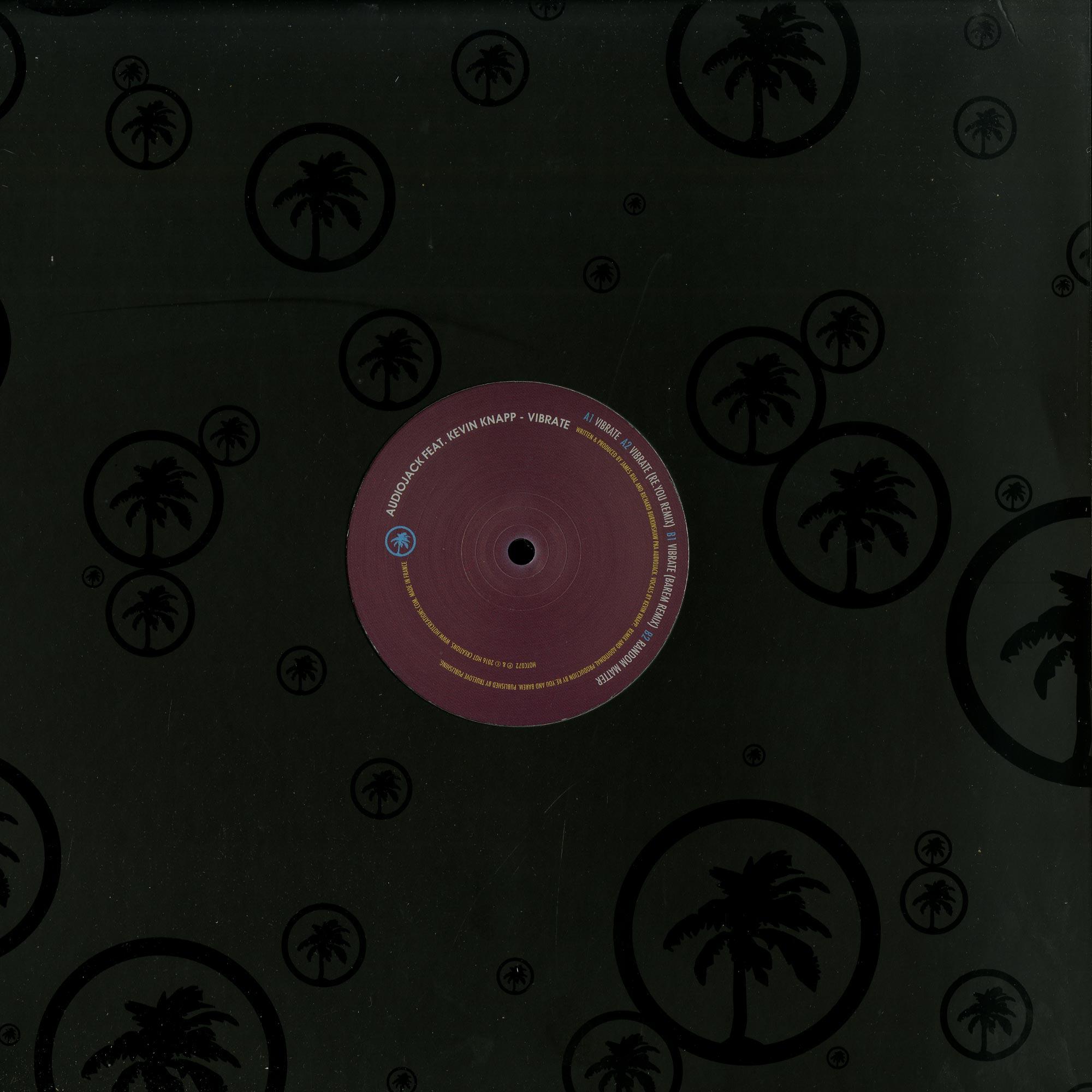 Audiojack feat. Kevin Knapp - VIBRATE
