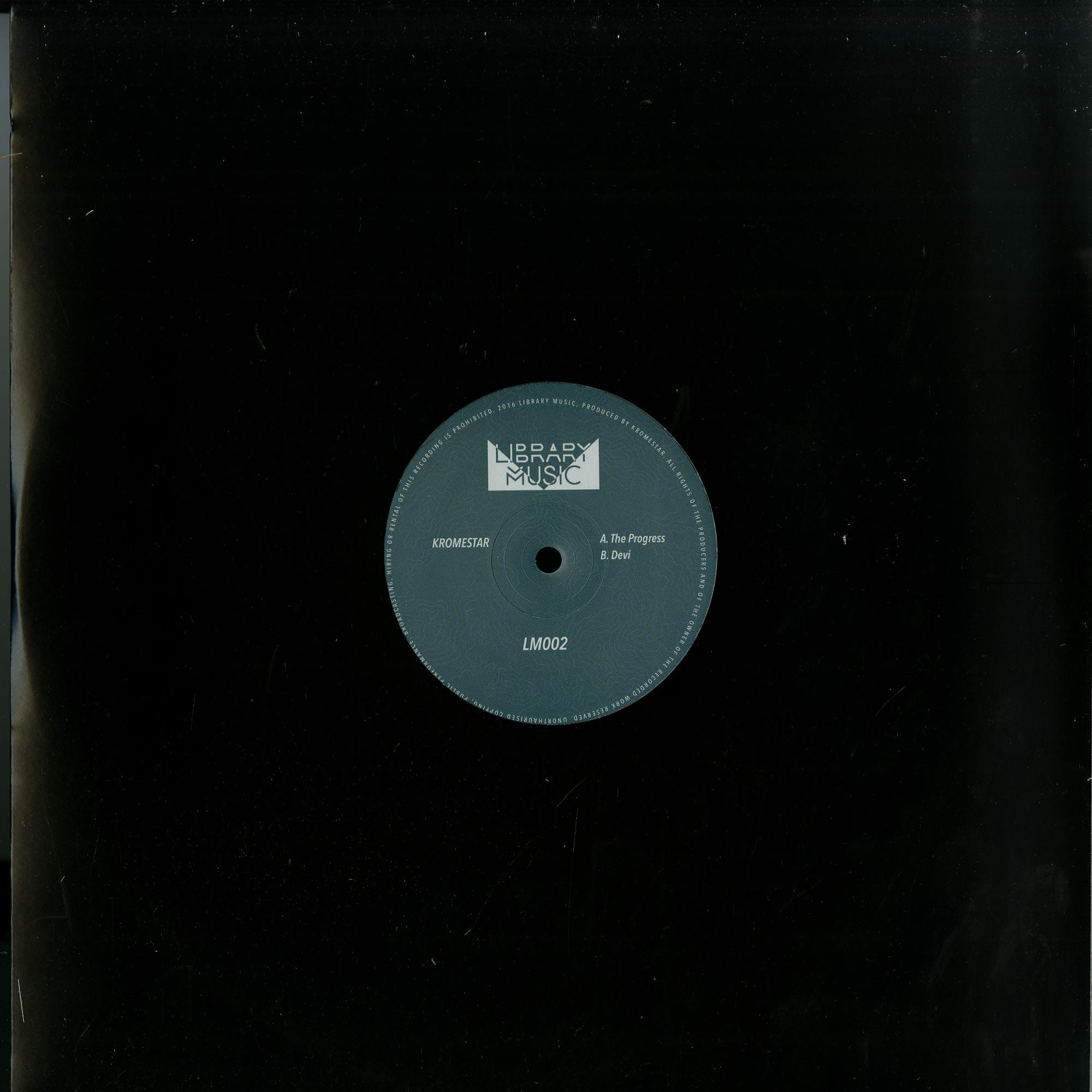 Kromestar - THE PROGRESS / DEVI