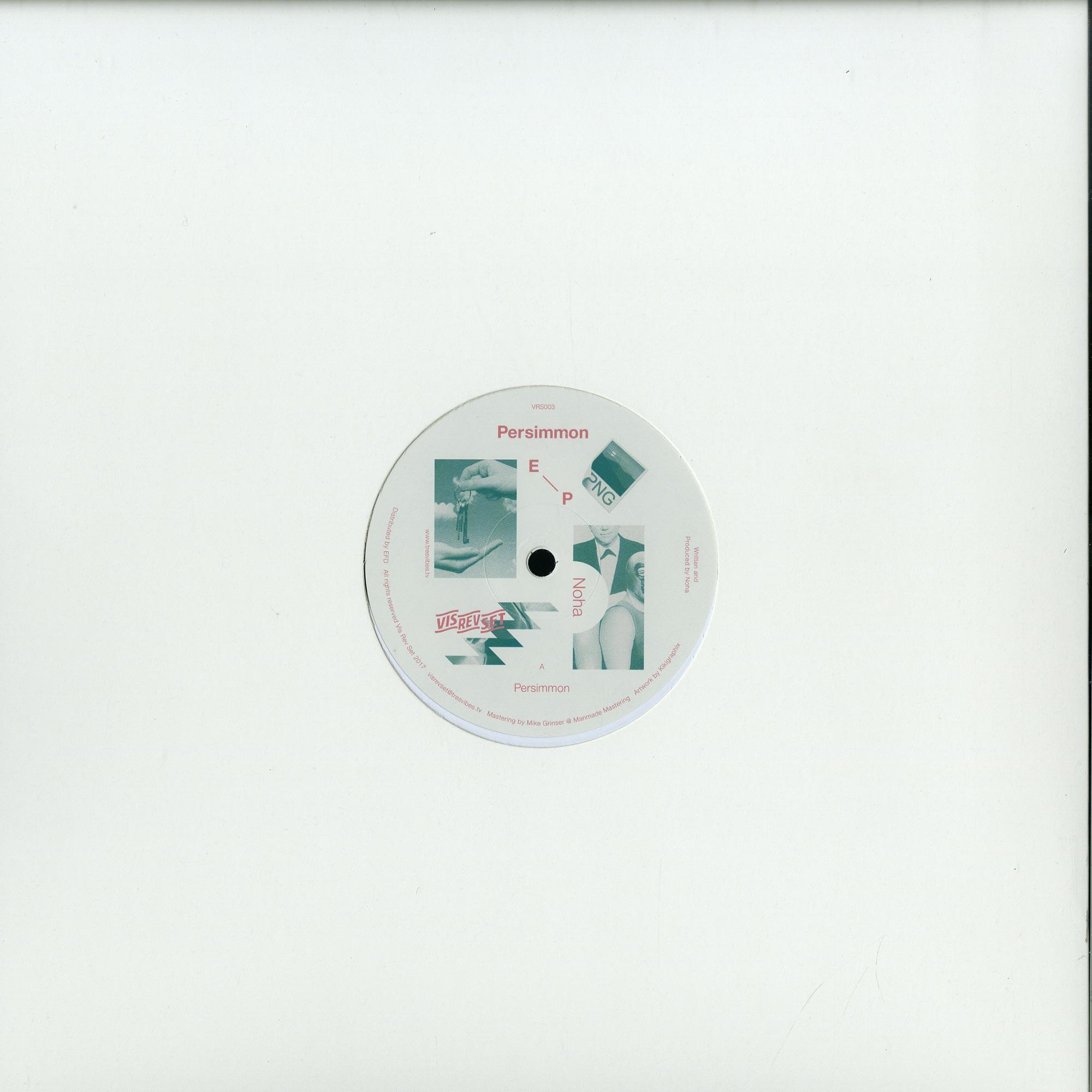 Noha - PERSIMMON EP