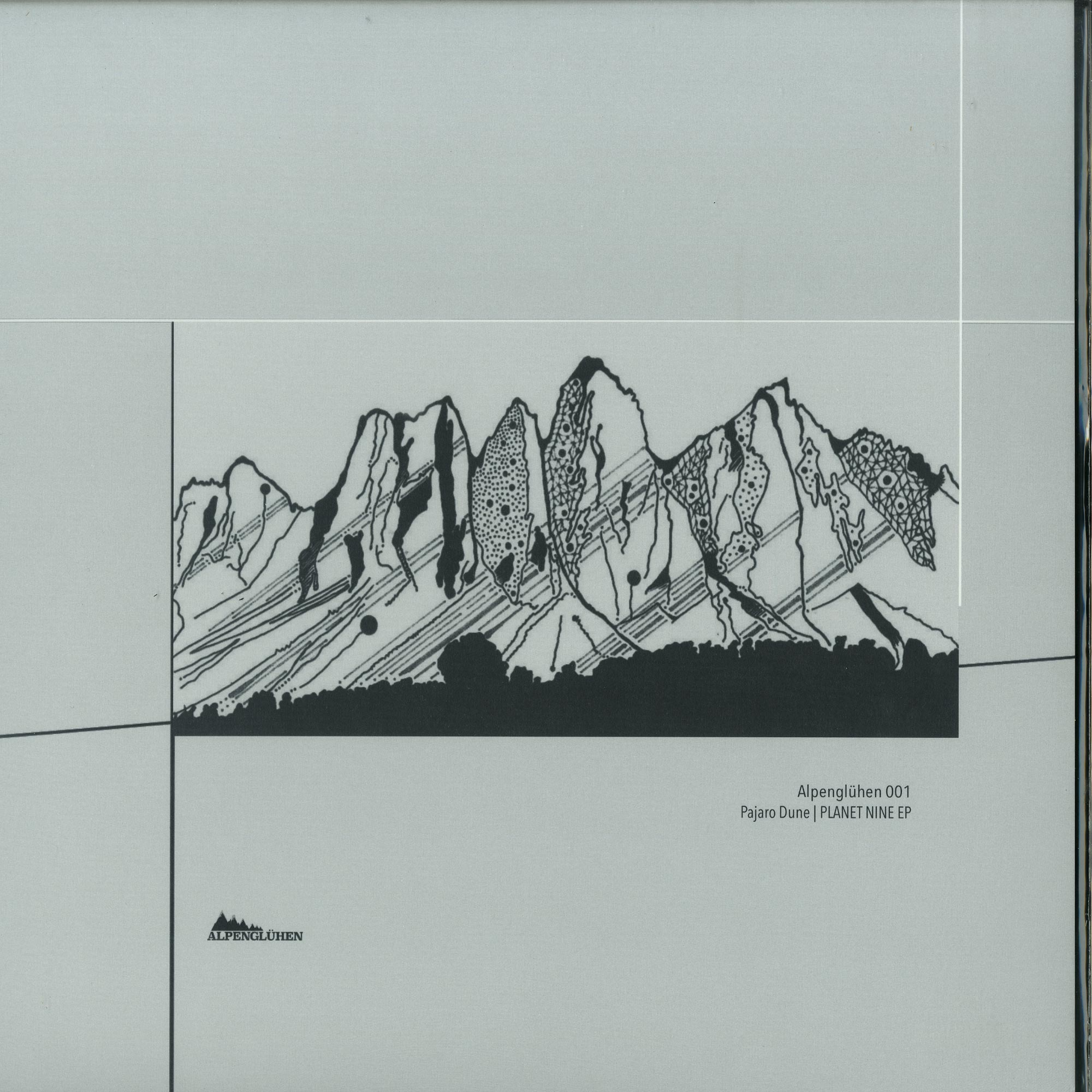 Pajaro Dune - PLANET NINE EP