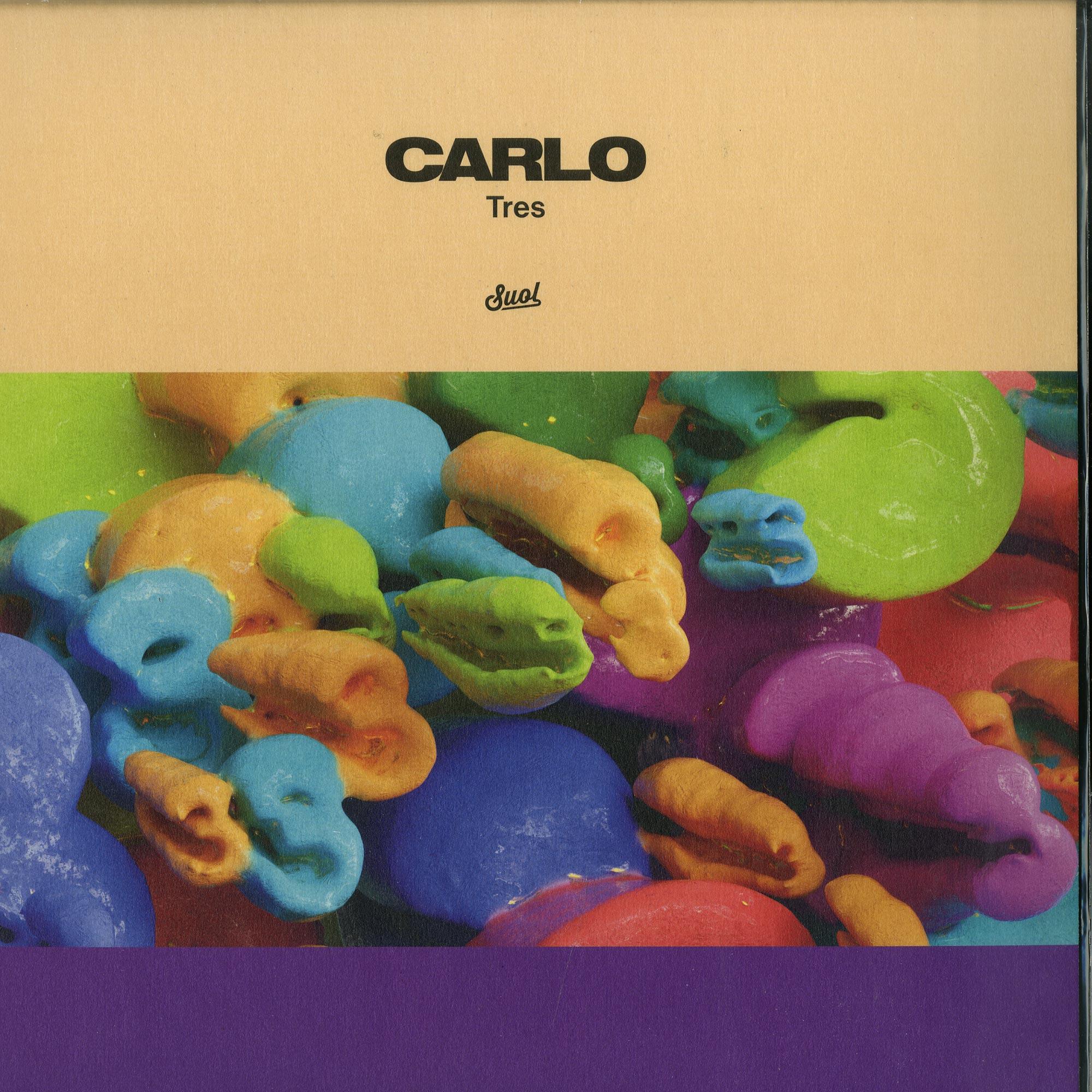 Carlo - TRES EP