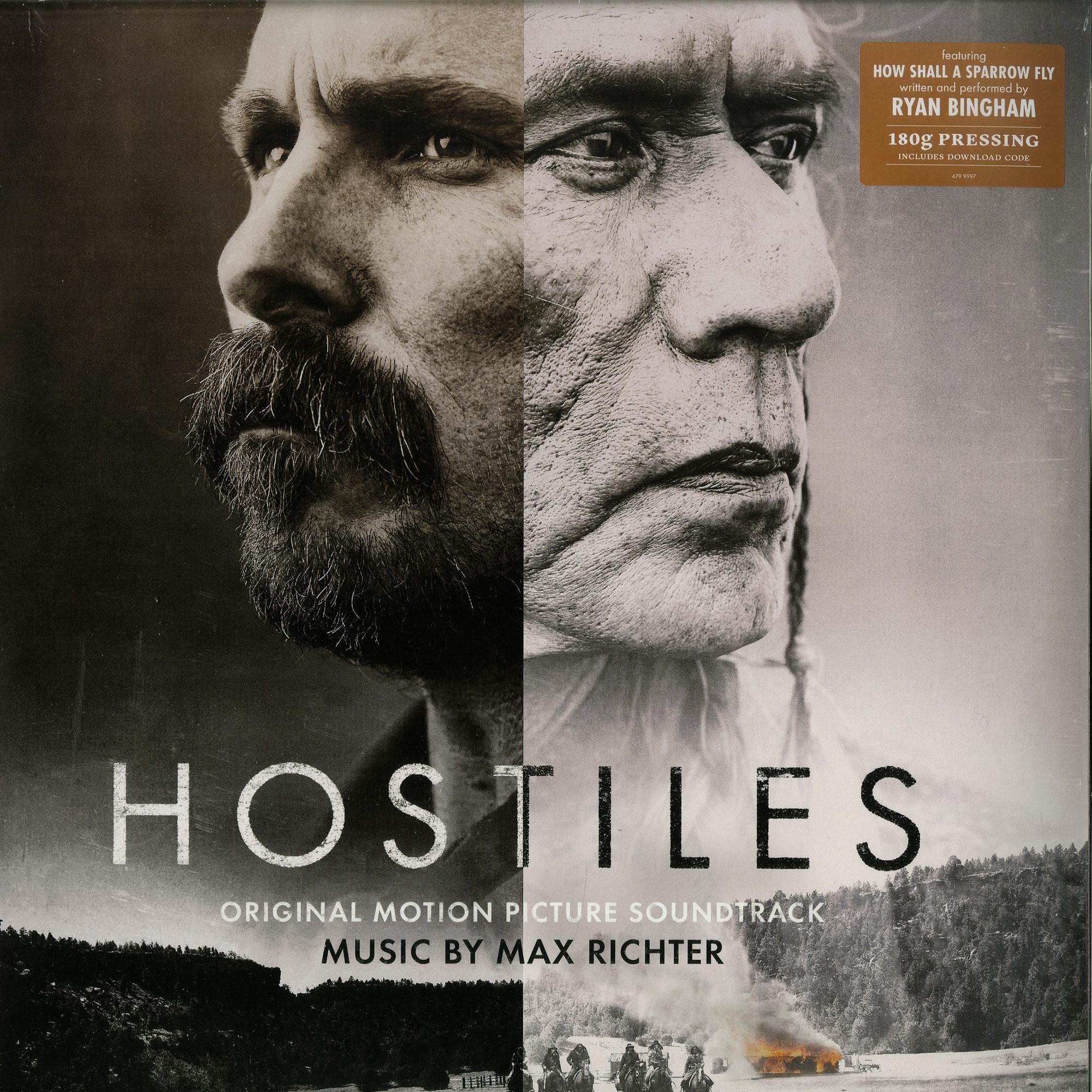Max Richter - HOSTILES O.S.T.