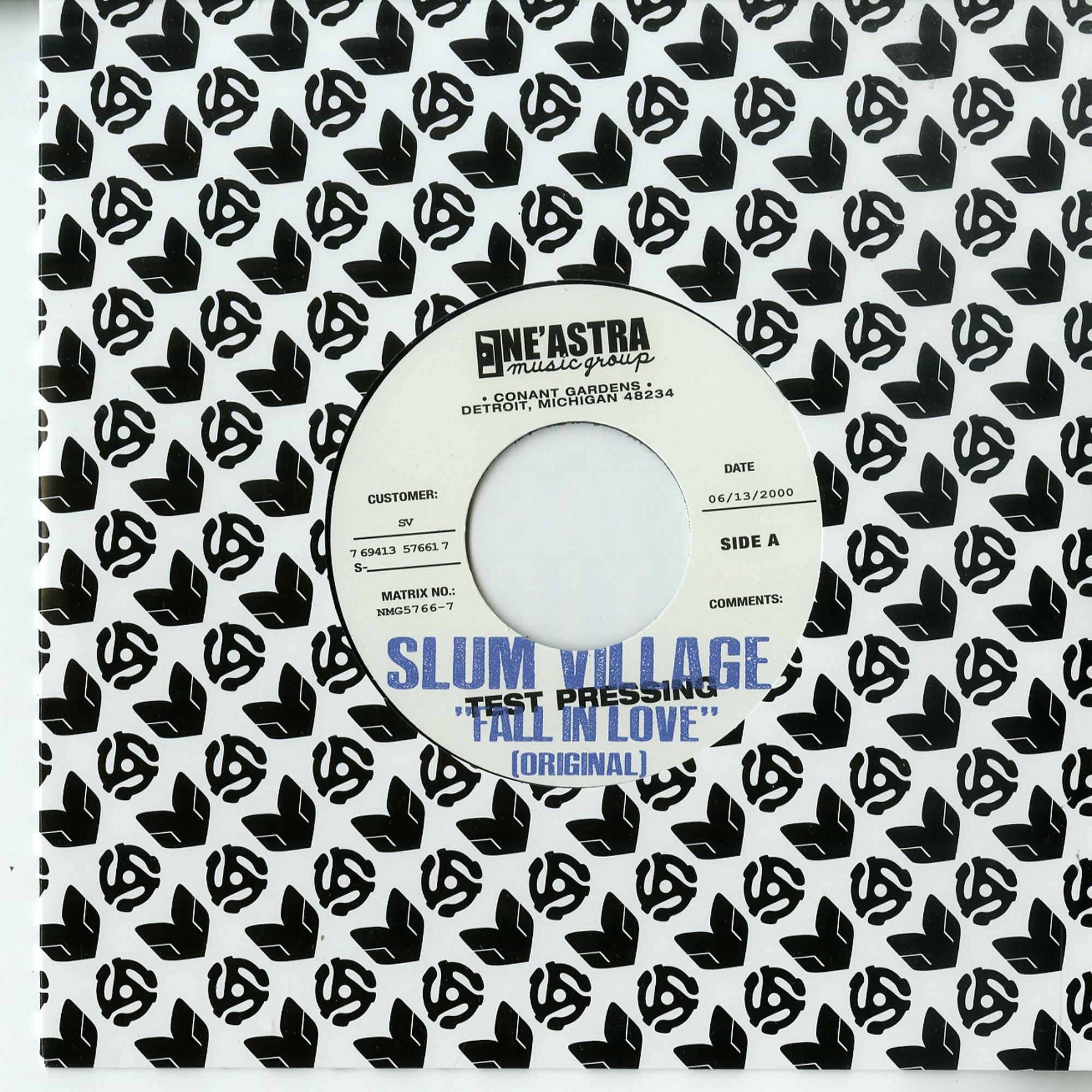 Slum Village - FALL IN LOVE