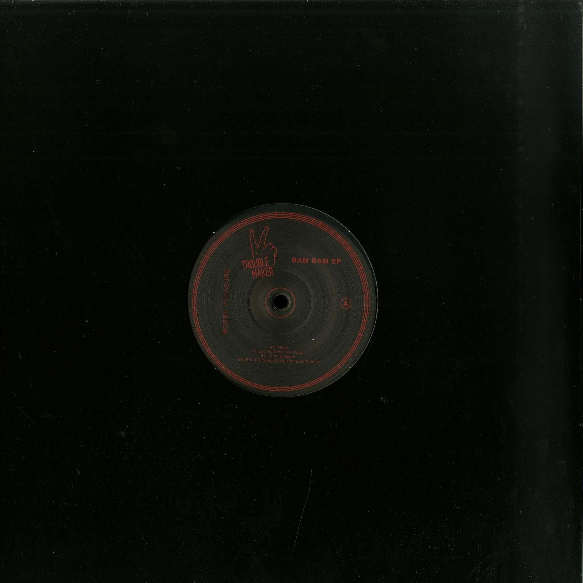 Bobby Pleasure - BAM BAM EP