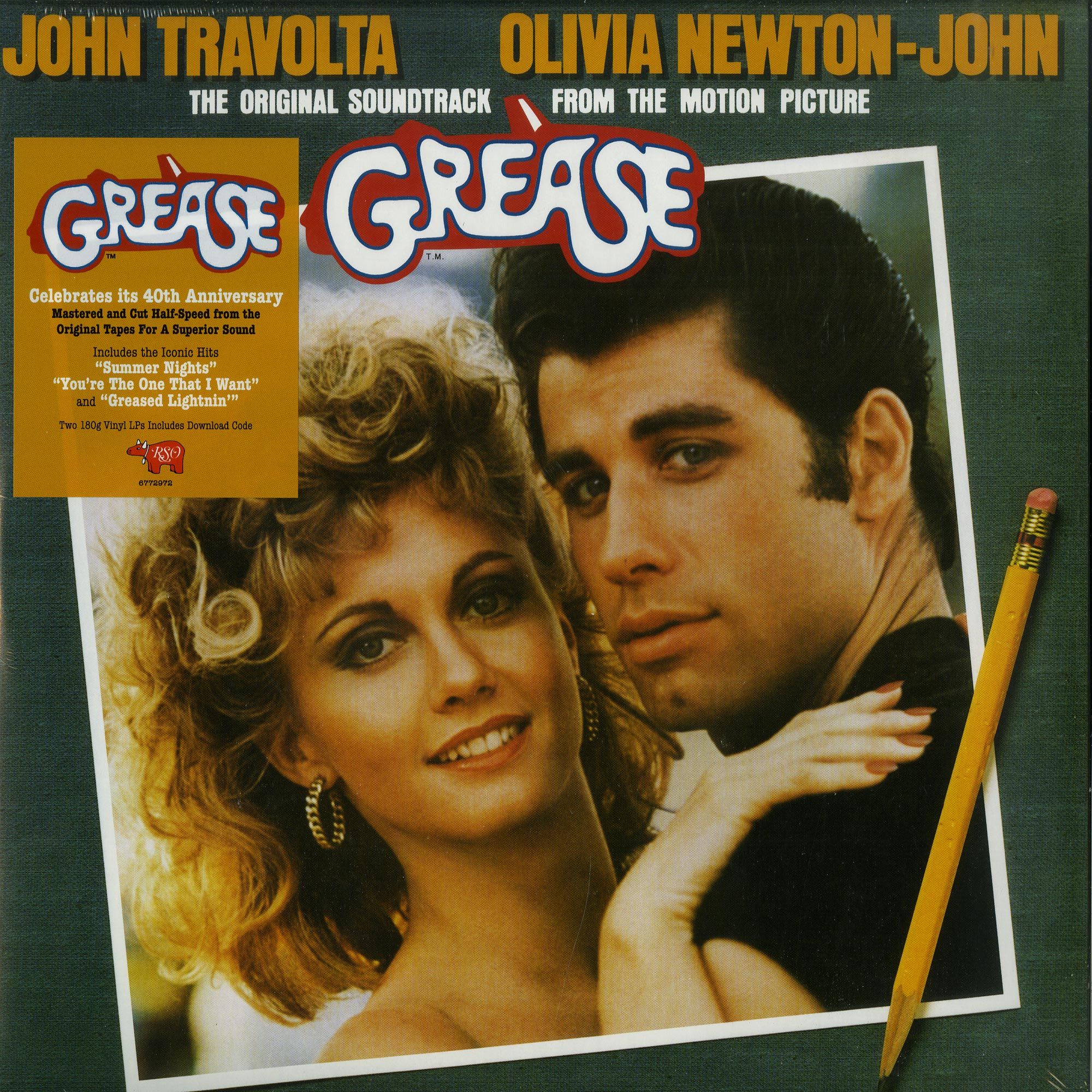 Various Artists - GREASE O.S.T.