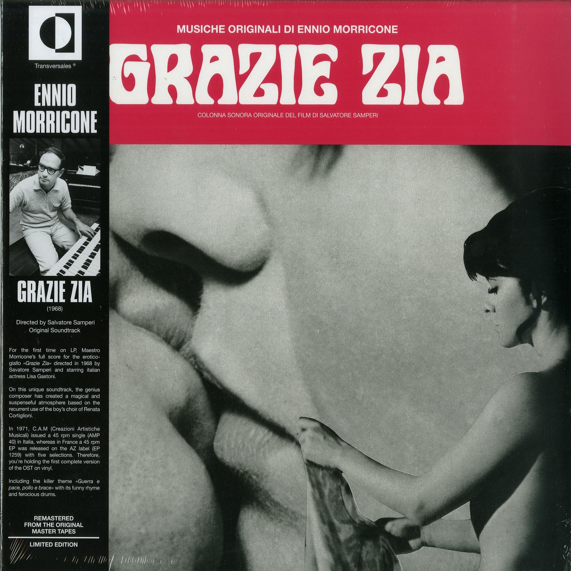 Ennio Morricone - GRAZIE ZIA