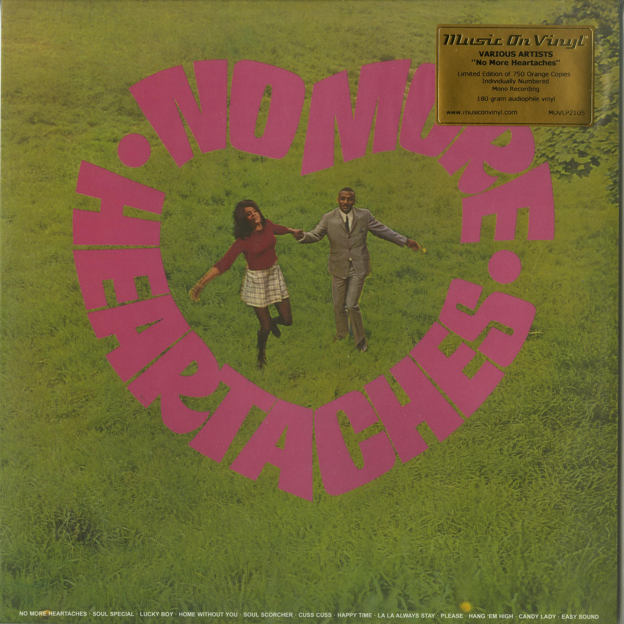 Various Artists - NO MORE HEARTACHES
