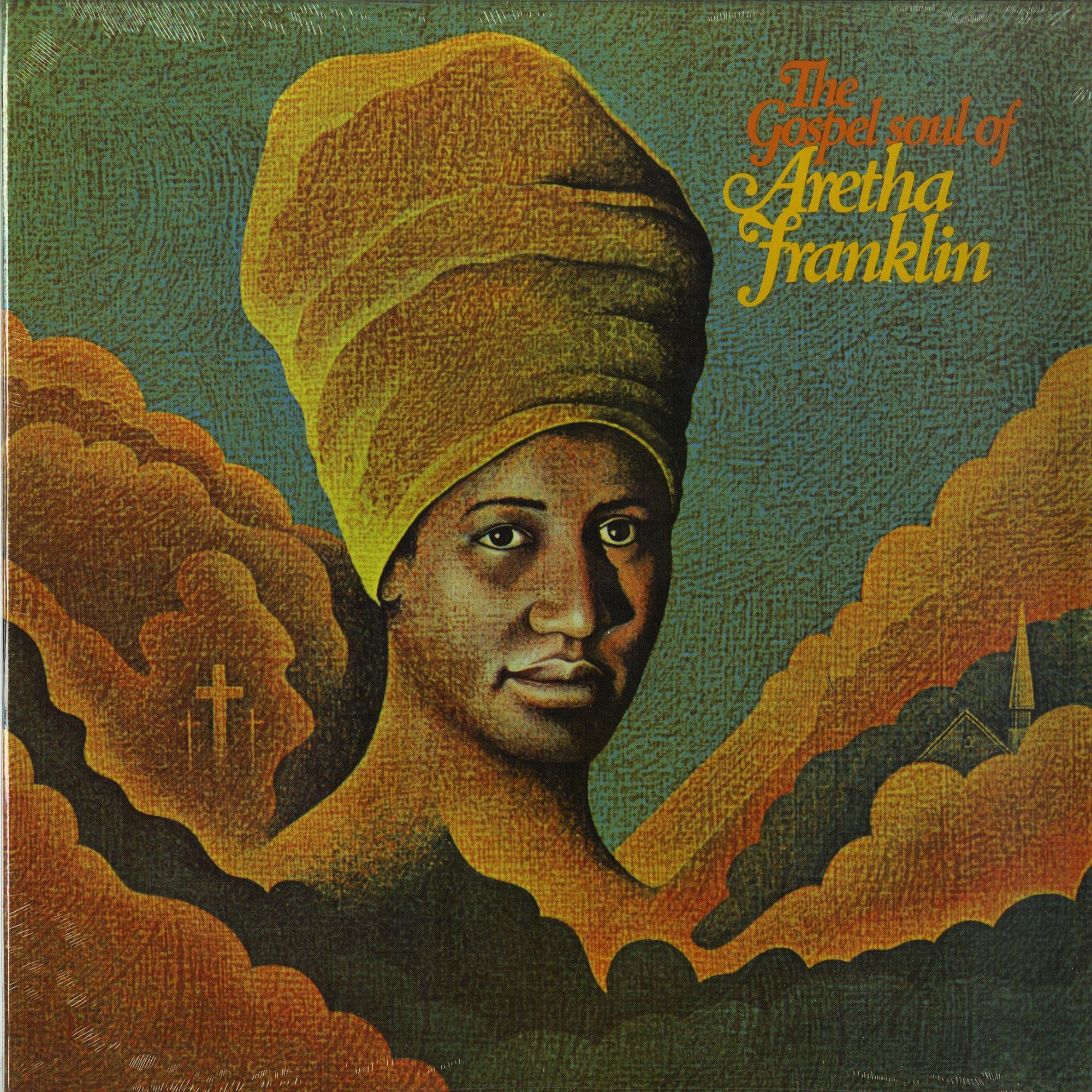 Aretha Franklin - THE GOSPEL SOUL OF ARETHA FRANKLIN