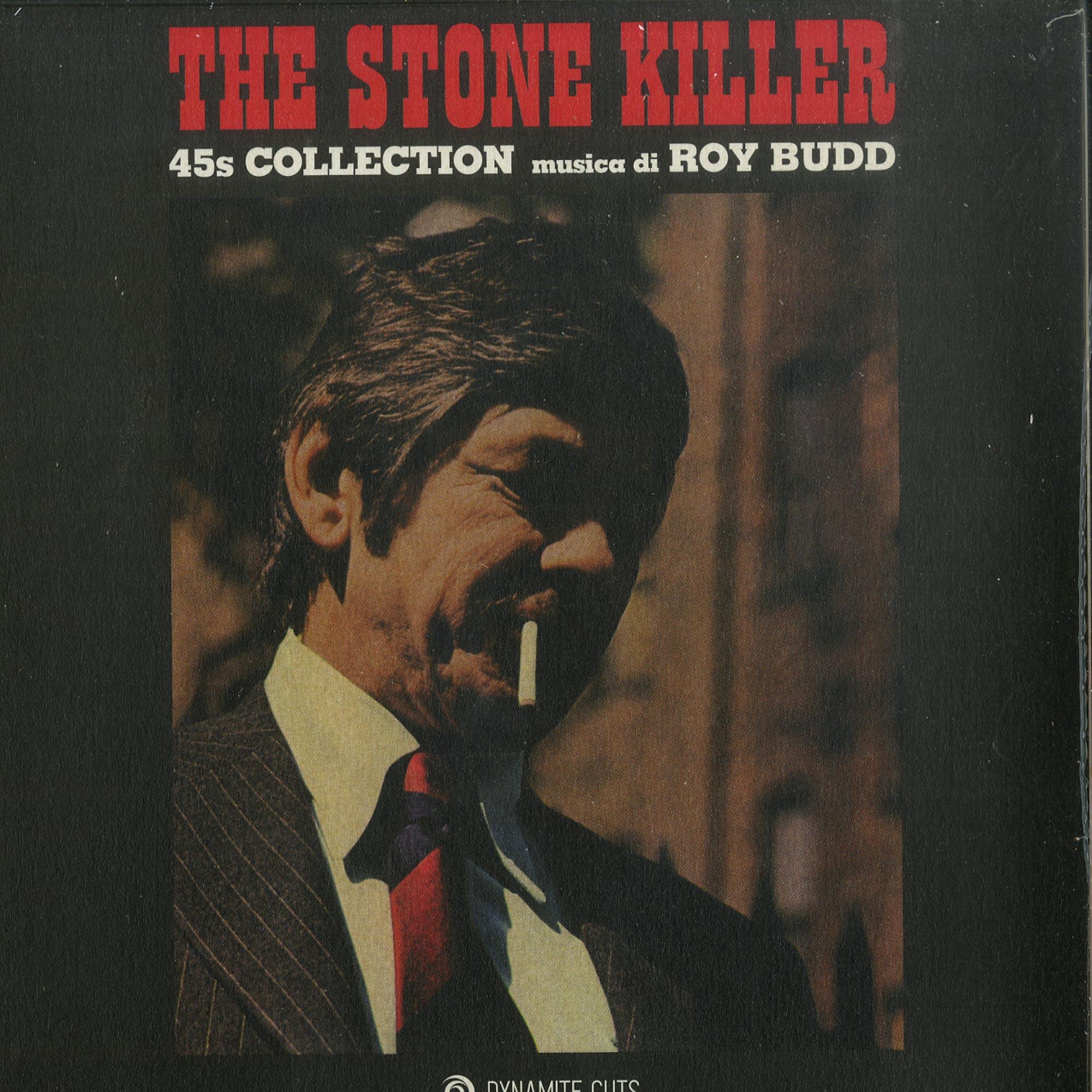 Roy Budd - THE STONE KILLER O.S.T.