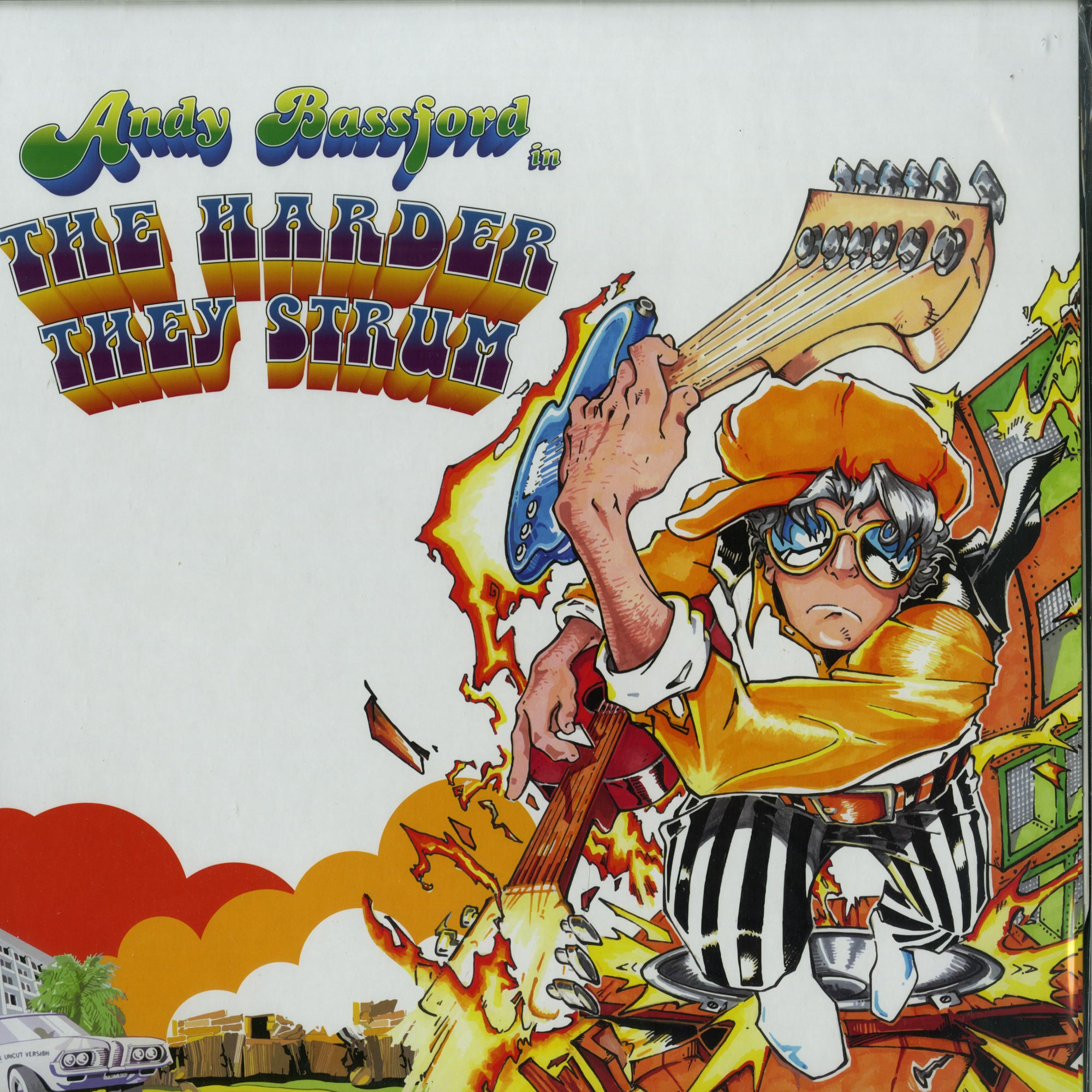 Andy Bassford - THE HARDER THEY STRUM