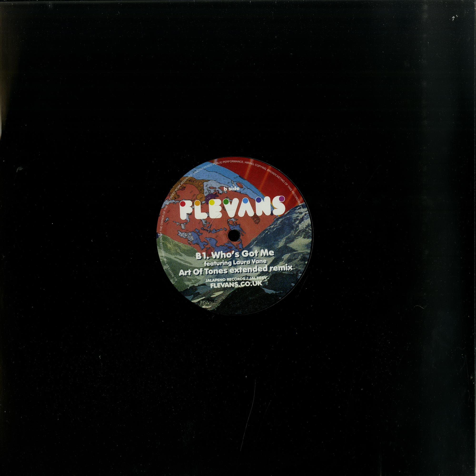 Flevans - IT JUST GOES