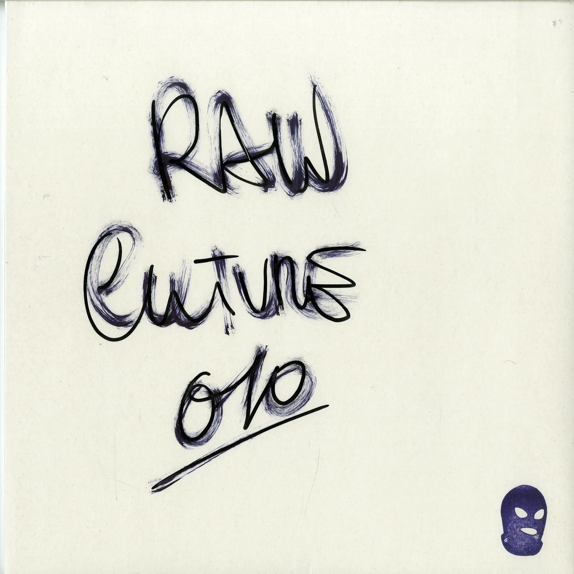 Various Artists - RAW CULTURES PUSHERS 03