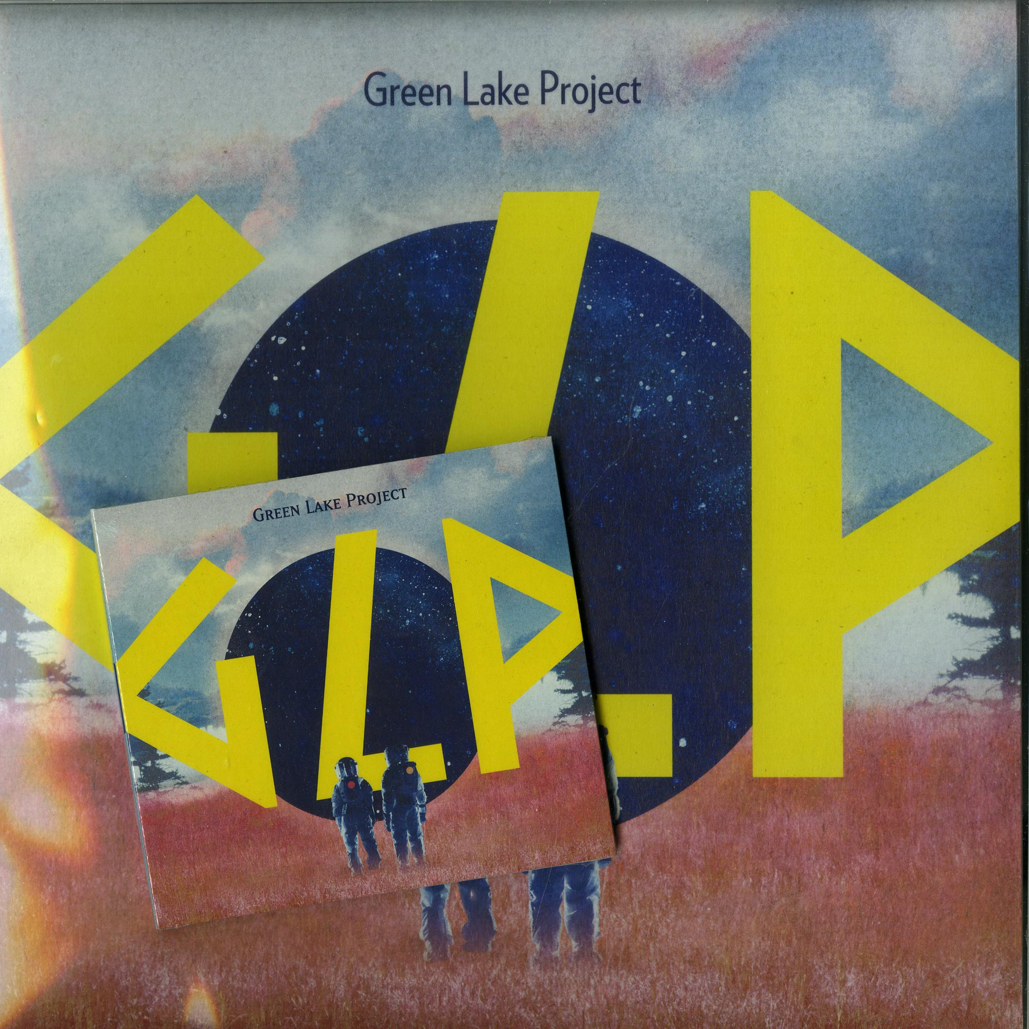 Green Lake Project - GLP DELUXE PACK