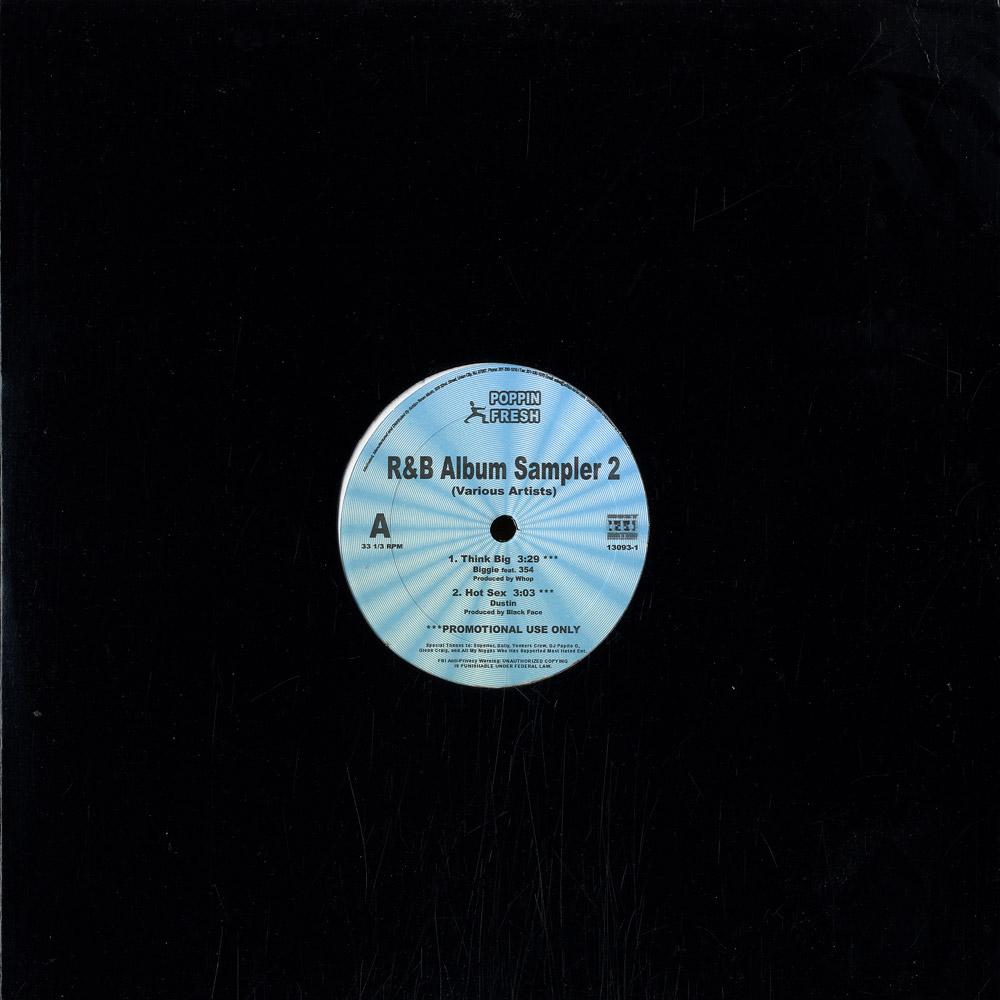Various - R&B ALBUM SAMPLER 2