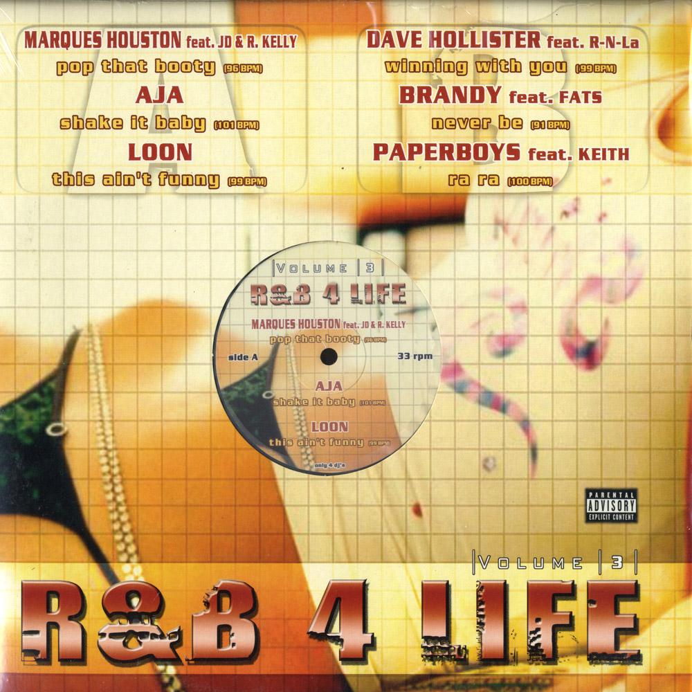 Various Artists - R&B 4 LIFE VOL. 3