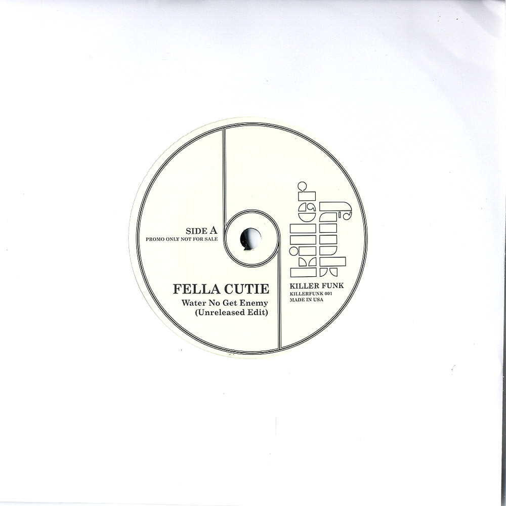 Fella Cutie / Mr. Brown - THERE WAS A TIME / WATER GET NO ENEMY